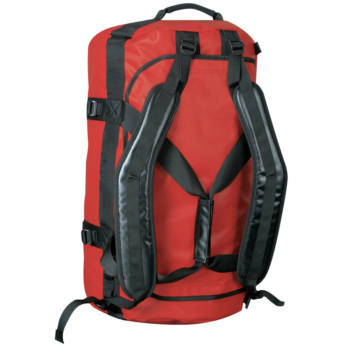 Stormtech Waterproof Gear Holdall Bag (Medium) (Pack of 2) (One Size) (Red/Black)