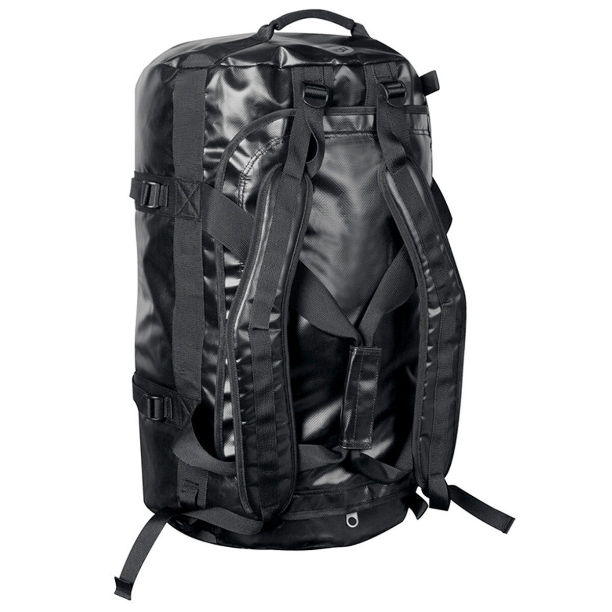 Stormtech Waterproof Gear Holdall Bag (Medium) (Pack of 2) (One Size) (Black/Black)