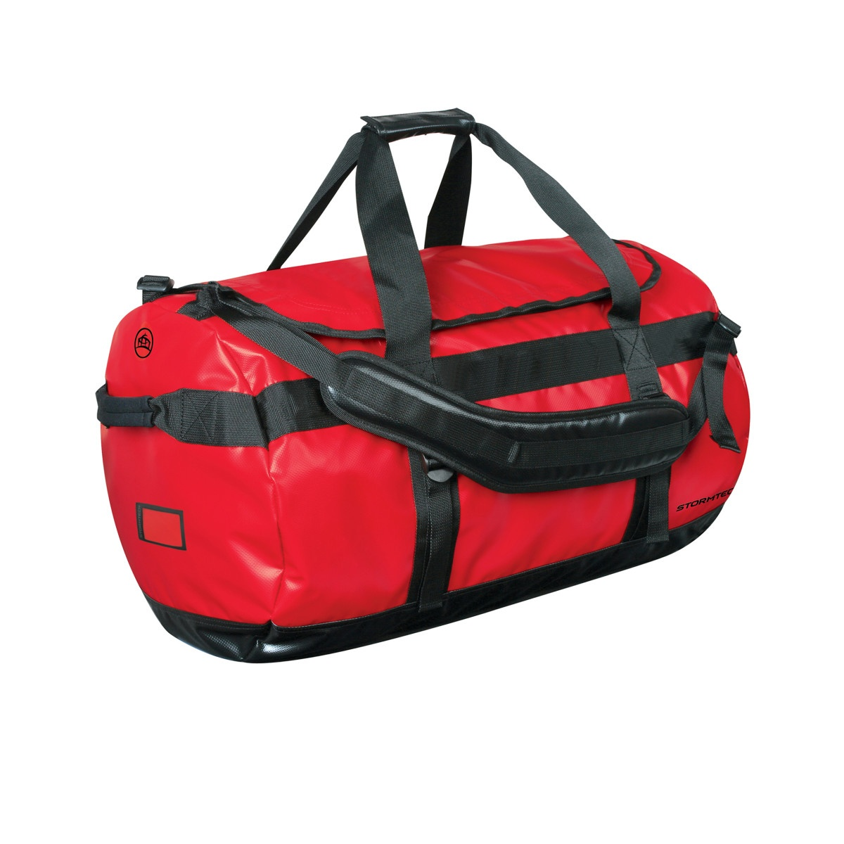 Stormtech Waterproof Gear Holdall Bag (Medium) (Pack of 2) (One Size) (Bold Red/Black)