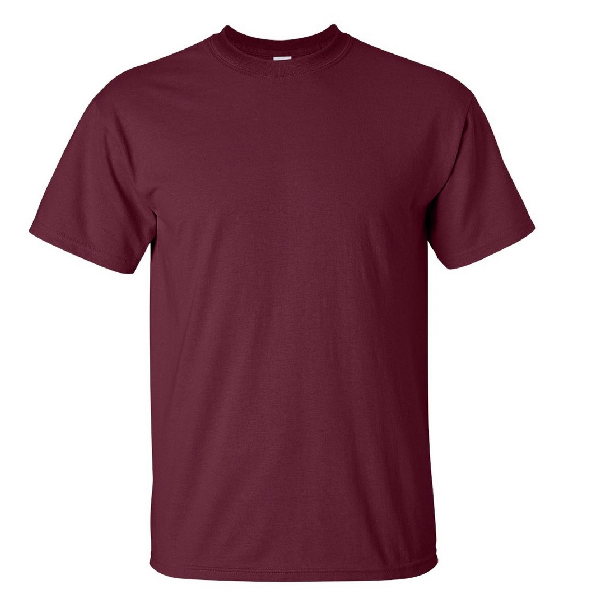 Gildan-Mens-Ultra-Cotton-Short-Sleeve-T-Shirt-BC475