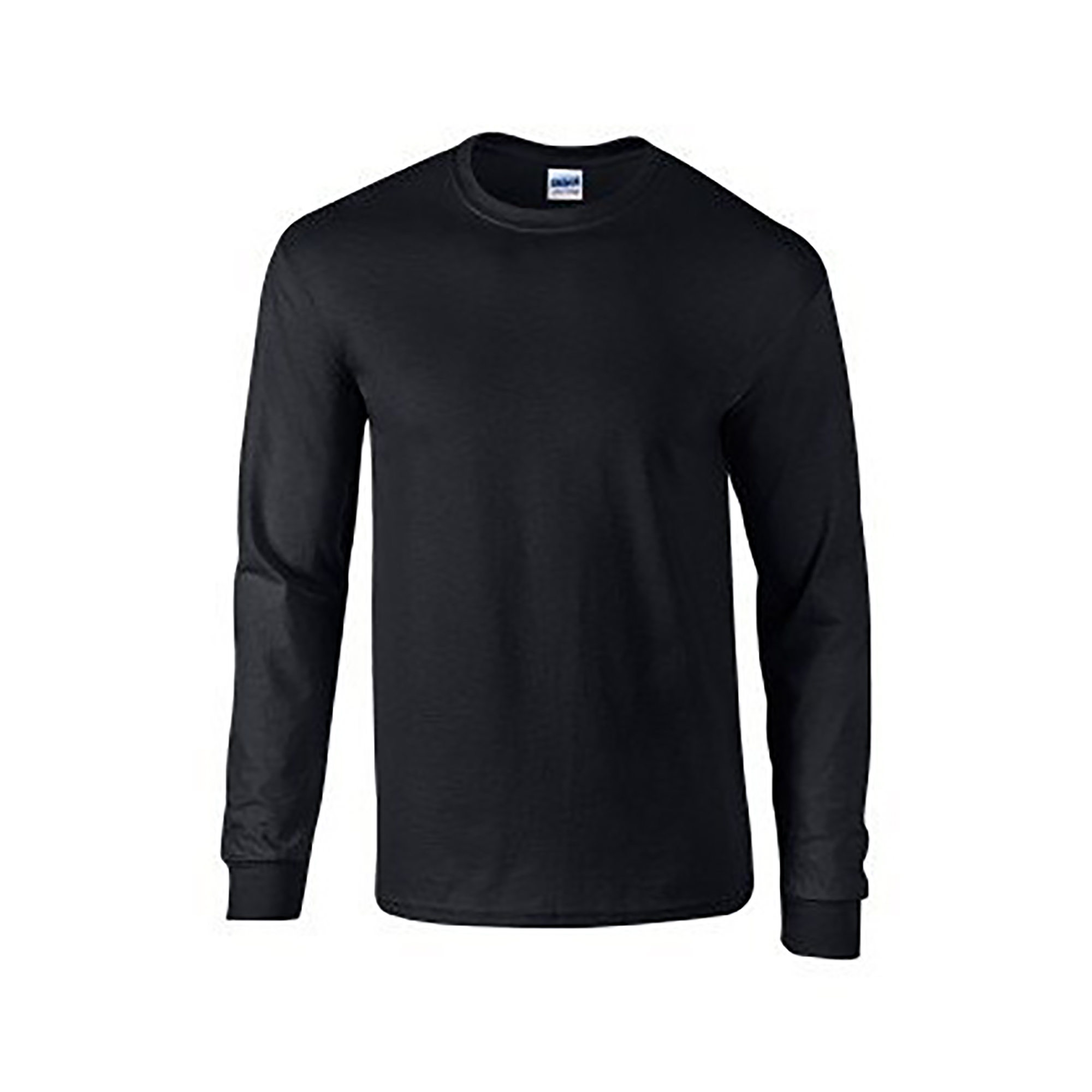 miniature 58 - T-shirt-uni-a-manches-longues-Gildan-100-coton-pour-homme-S-2XL-BC477