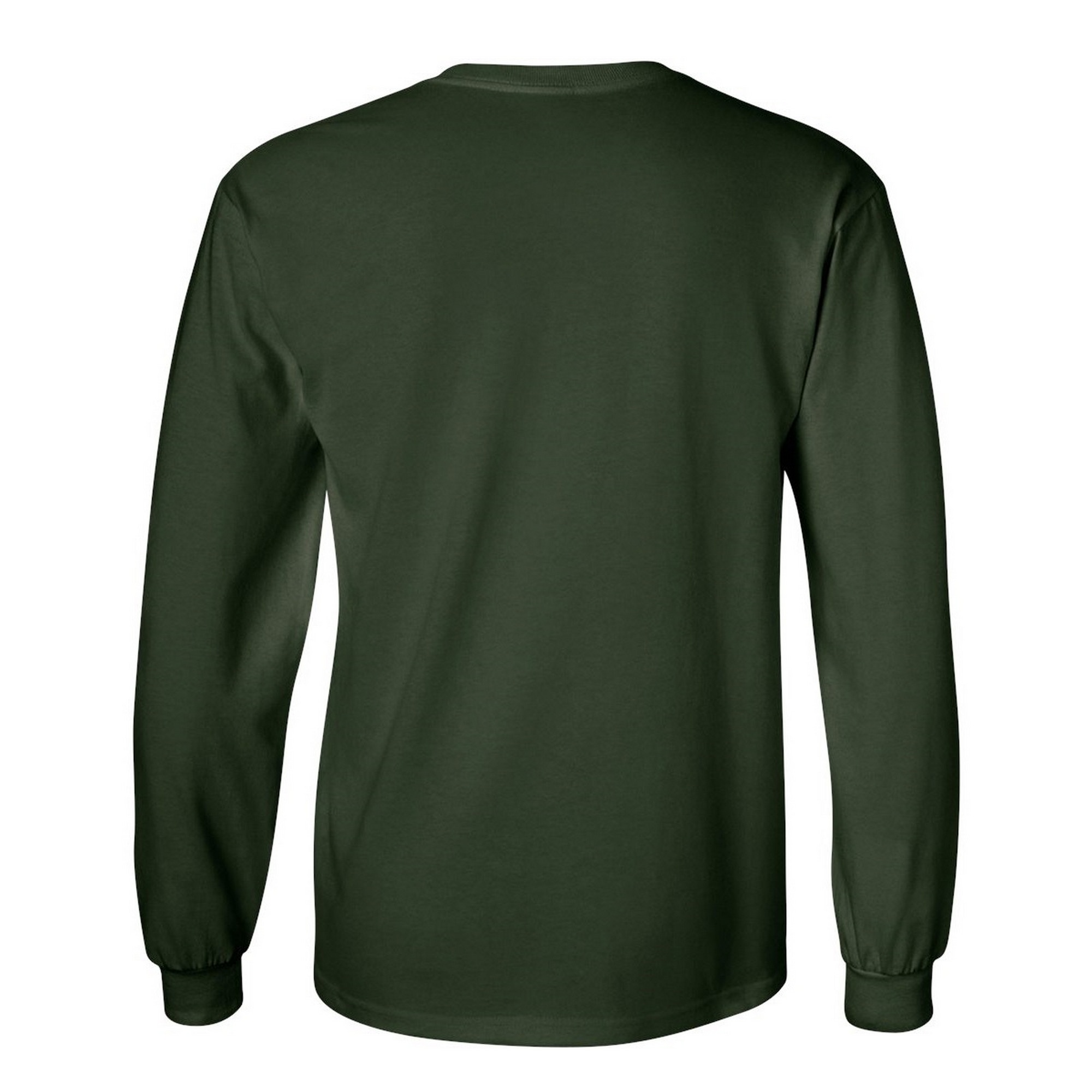 miniature 86 - T-shirt uni à manches longues Gildan, 100% coton, pour homme (S-2XL) (BC477)