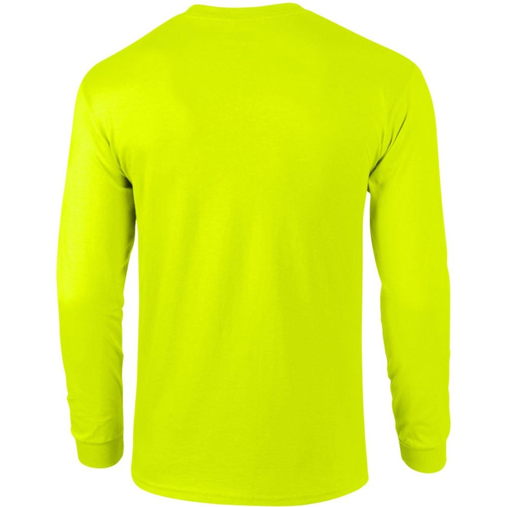 miniature 46 - T-shirt-uni-a-manches-longues-Gildan-100-coton-pour-homme-S-2XL-BC477