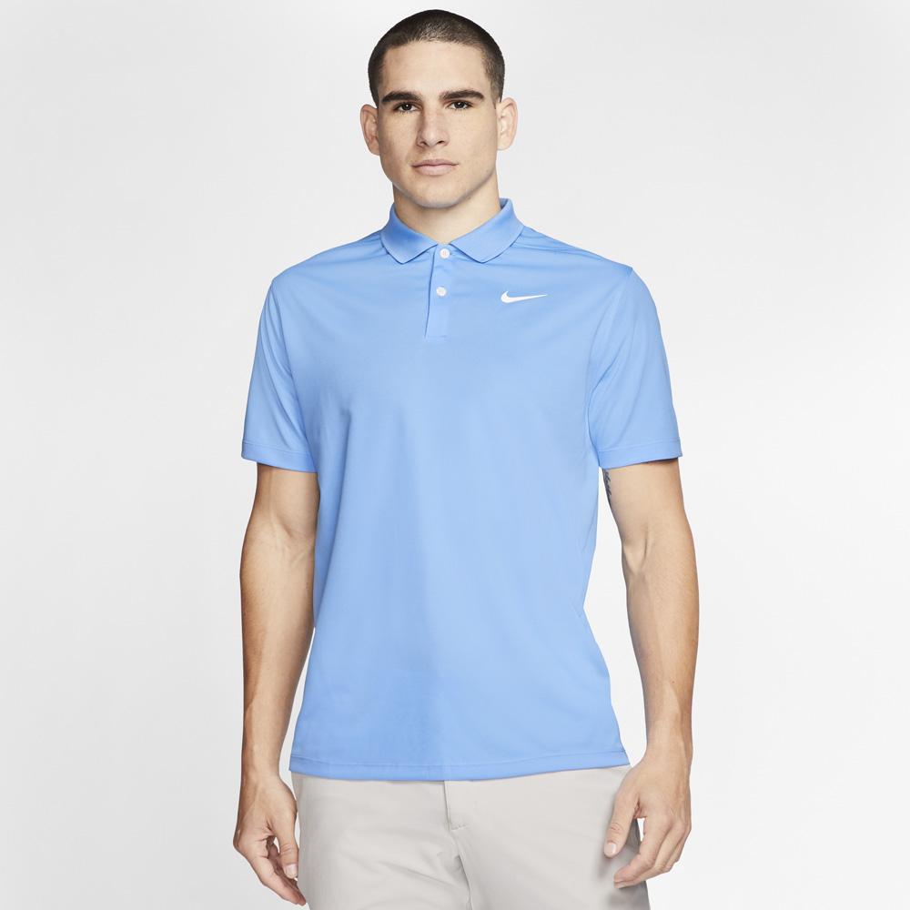 Nike Mens Victory Polo Shirt (L) (White)