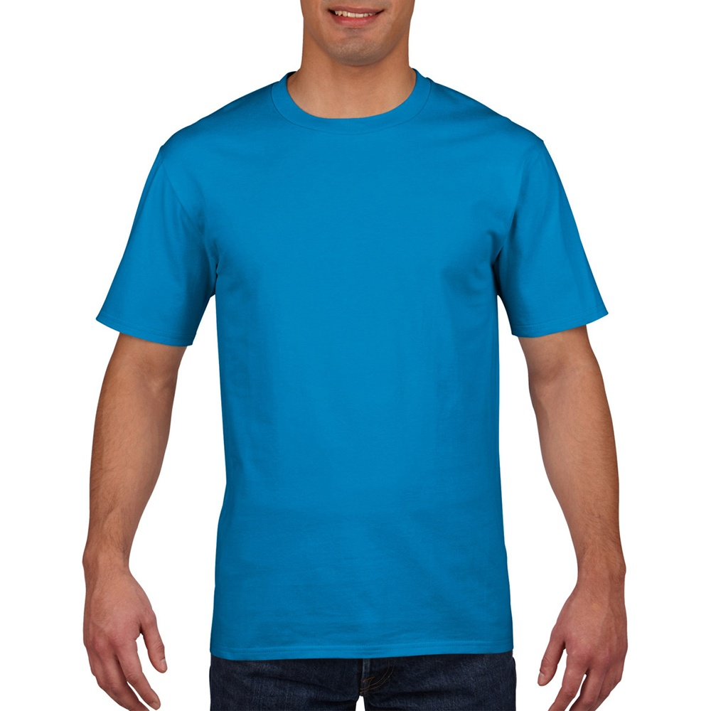 Gildan-Camiseta-basica-de-manga-corta-100-Algodon-de-gran-calidad-BC480
