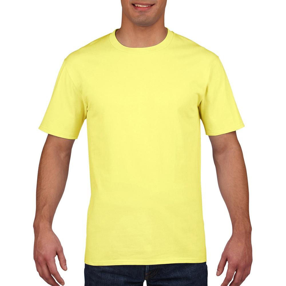 Gildan Mens Premium Cotton Ring Spun Short Sleeve T-Shirt (S) (Forest Green)