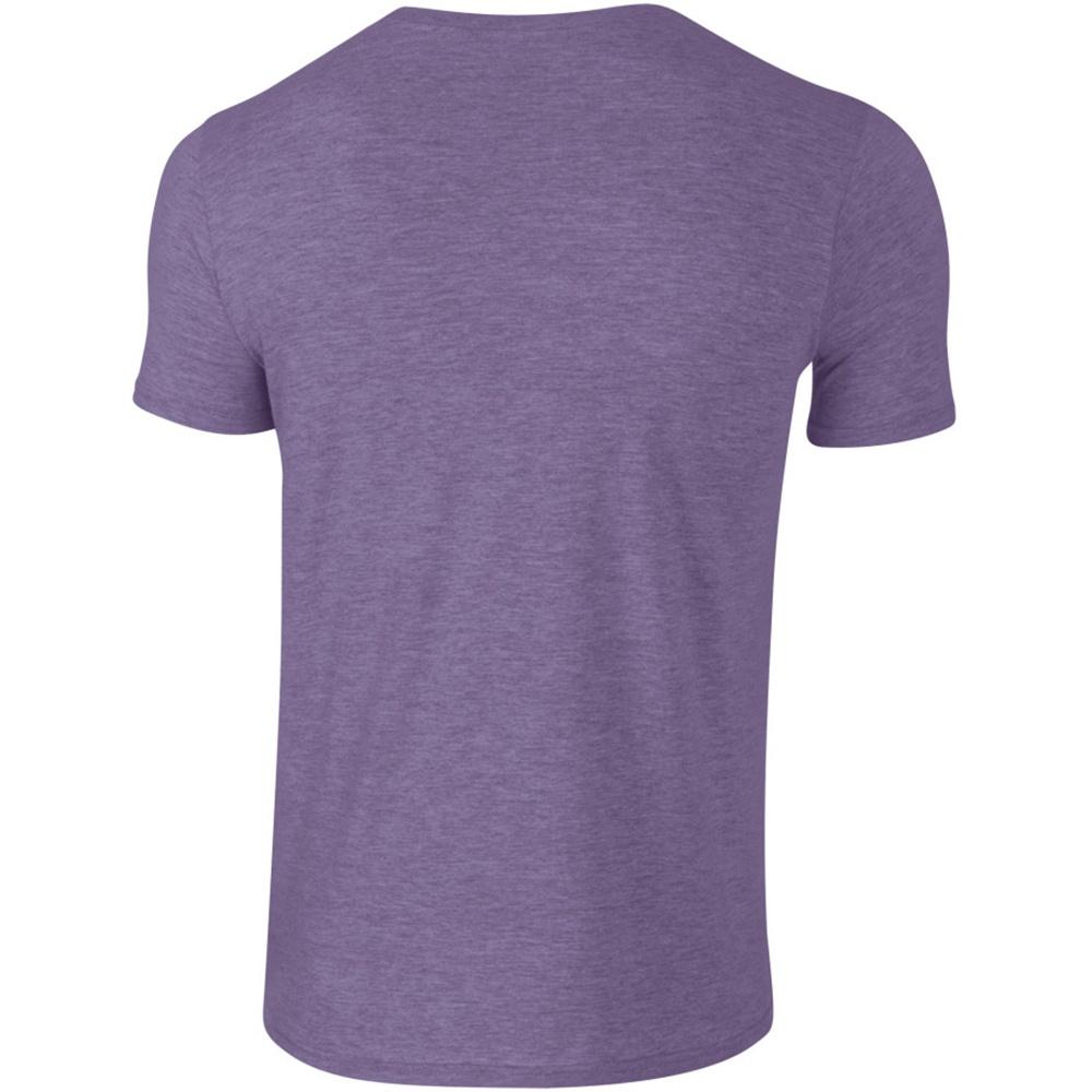 Gildan Mens Short Sleeve Soft-Style T-Shirt (XL) (Cardinal)