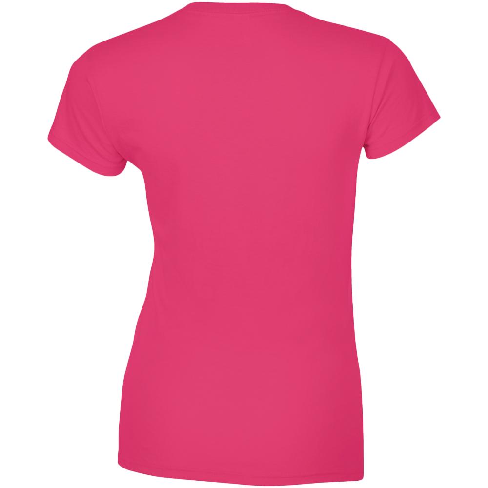 181c3c32eeb Gildan Ladies Soft Style Short Sleeve T-Shirt (BC486)