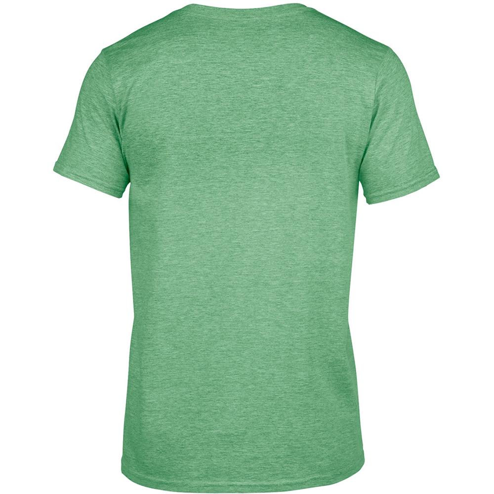 miniature 53 - T-shirt à manches courtes et col en V Gildan, 100% coton, pour homme (BC490)