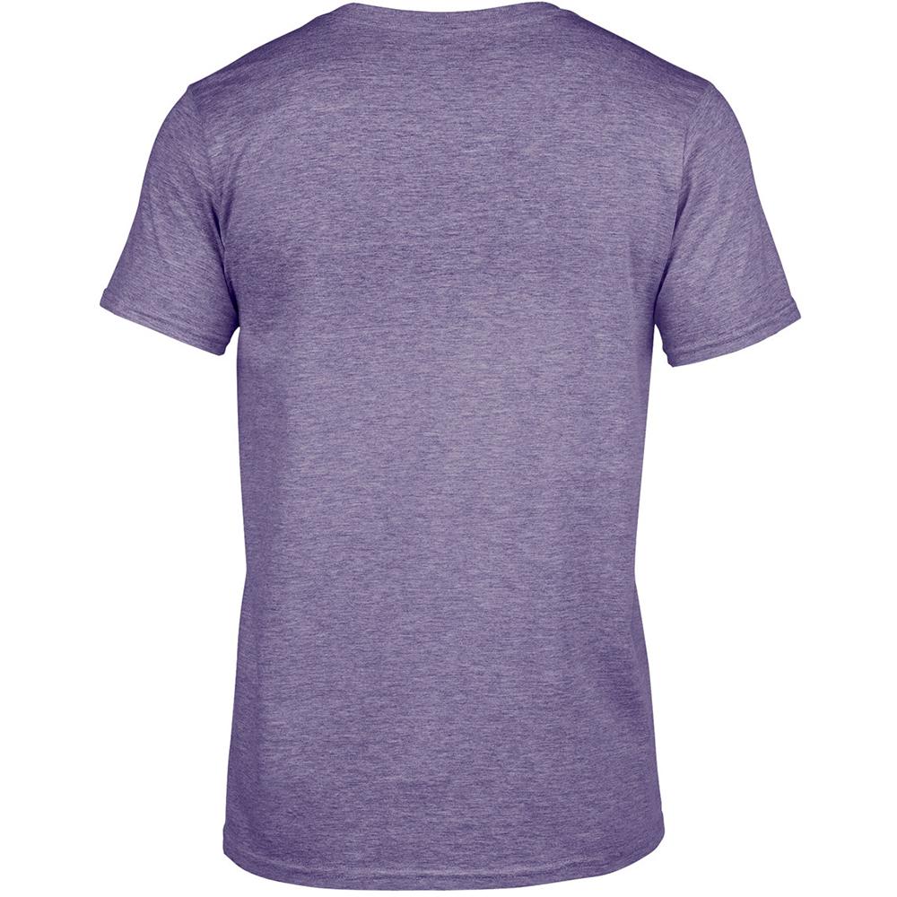miniature 43 - T-shirt à manches courtes et col en V Gildan, 100% coton, pour homme (BC490)
