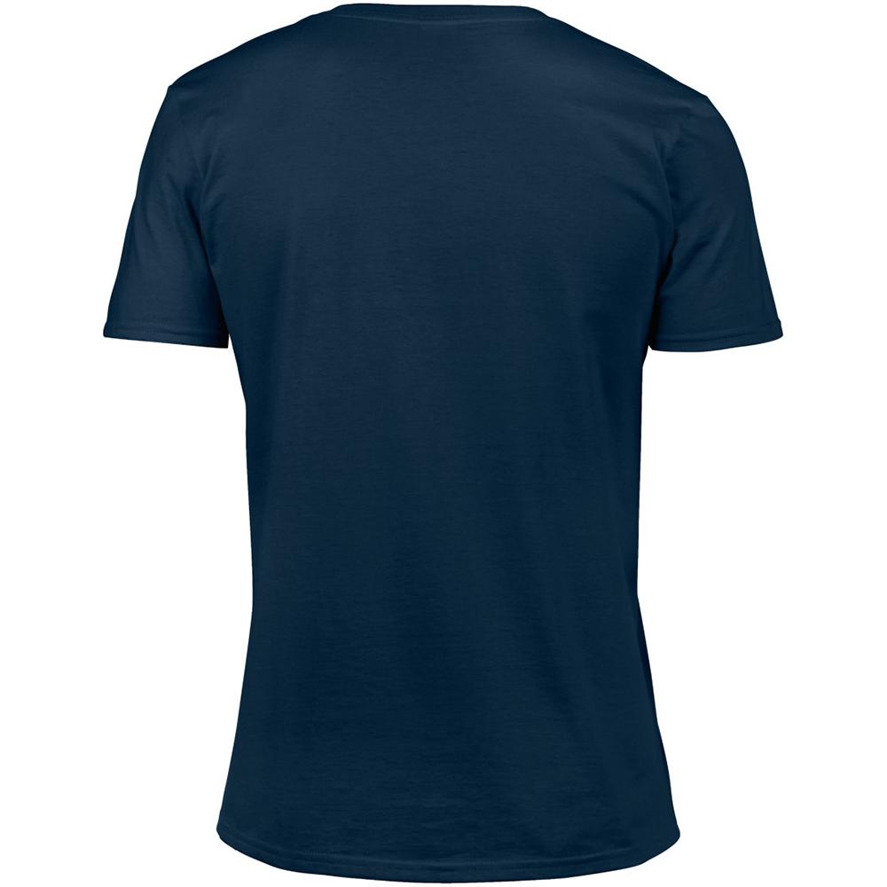 miniature 8 - T-shirt à manches courtes et col en V Gildan, 100% coton, pour homme (BC490)