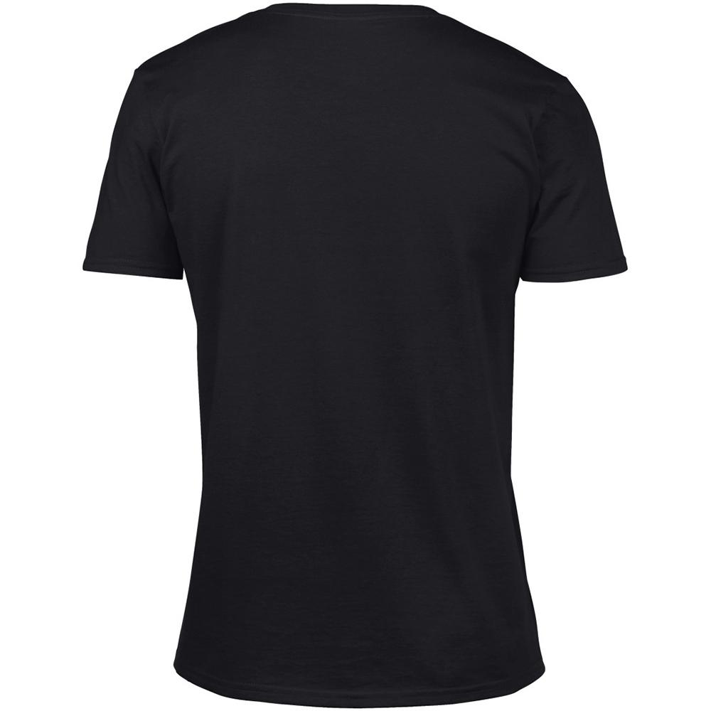 miniature 33 - T-shirt à manches courtes et col en V Gildan, 100% coton, pour homme (BC490)