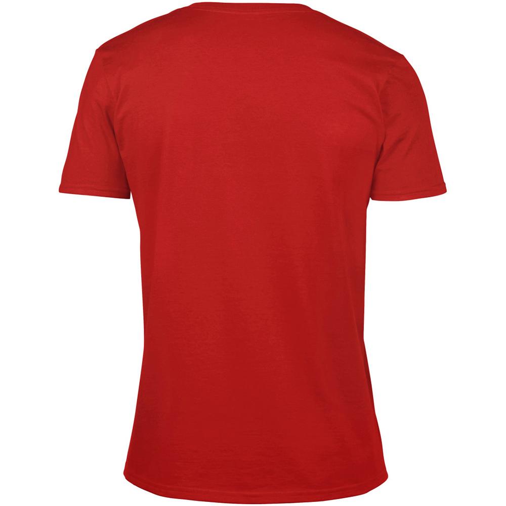 miniature 48 - T-shirt à manches courtes et col en V Gildan, 100% coton, pour homme (BC490)