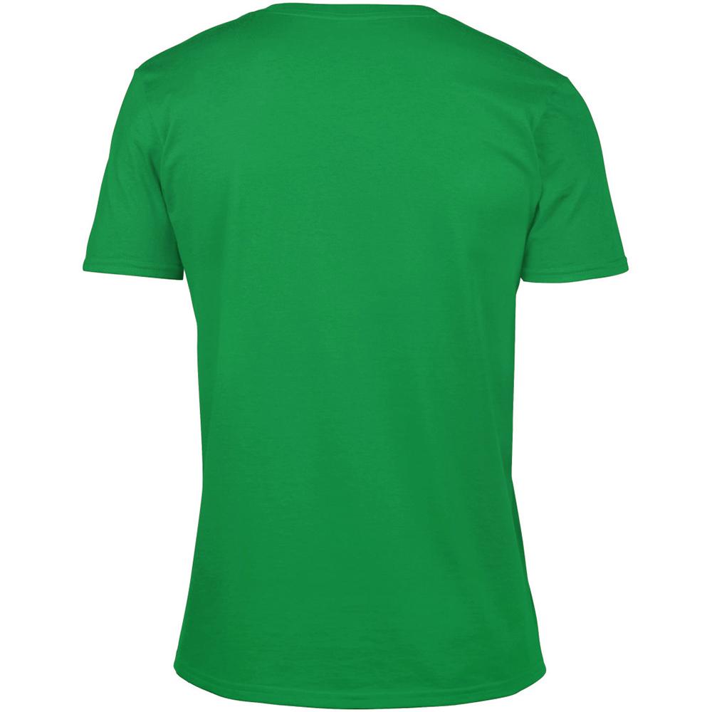 miniature 58 - T-shirt à manches courtes et col en V Gildan, 100% coton, pour homme (BC490)