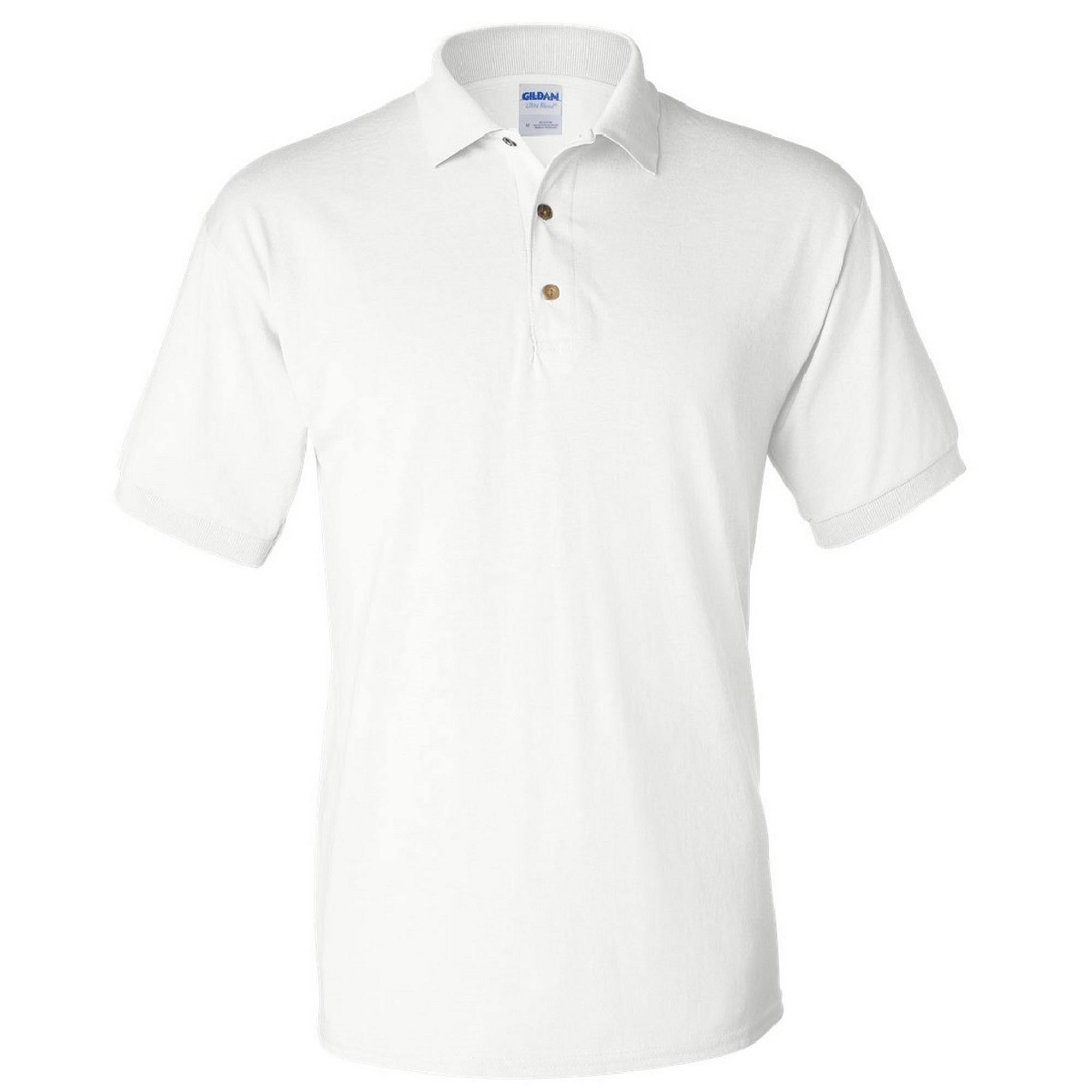 Gildan-Polo-Jersey-manga-corta-transpirable-Modelo-DryBlend-Hombre-Caballero