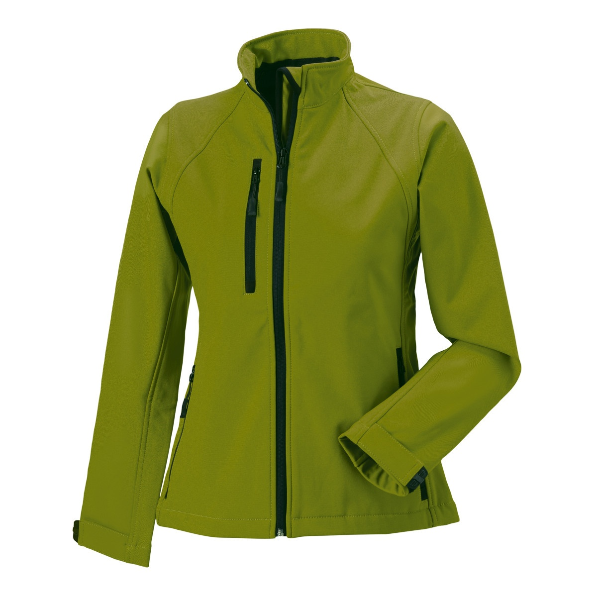 Jerzees Colours Ladies Water Resistant & Windproof Soft Shell Jacket (4XL) (French Navy)