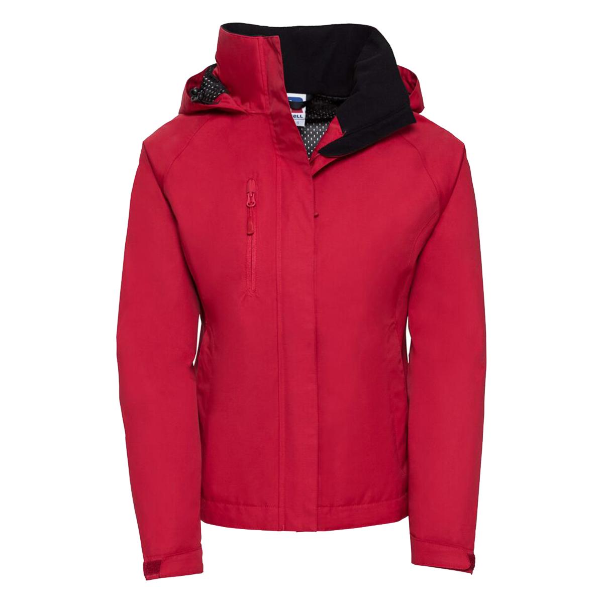 Jerzees Colours Ladies Premium Hydraplus 2000 Waterproof Jacket (2XL) (French Navy)