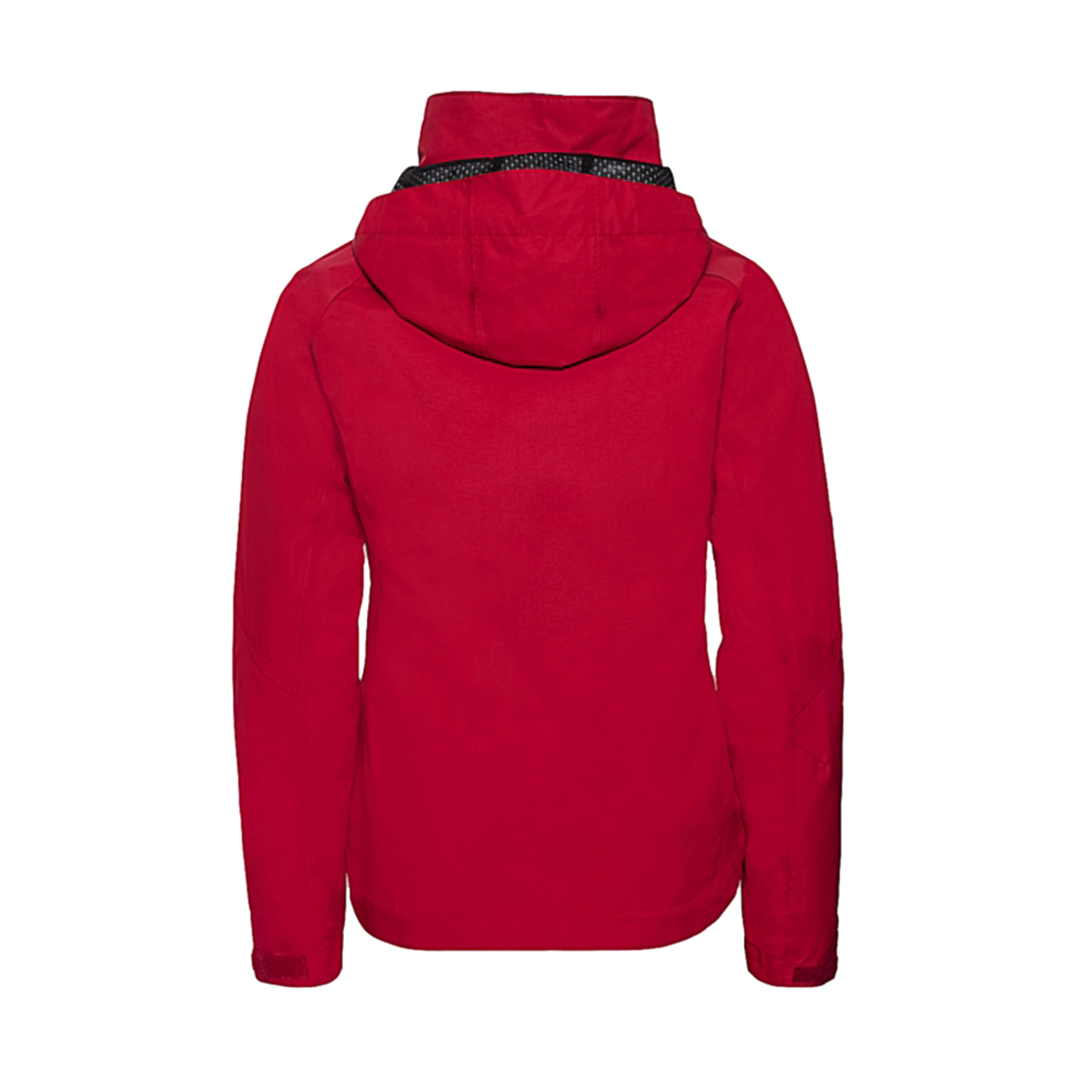 Jerzees Colours Ladies Premium Hydraplus 2000 Waterproof Jacket (M) (Classic Red)