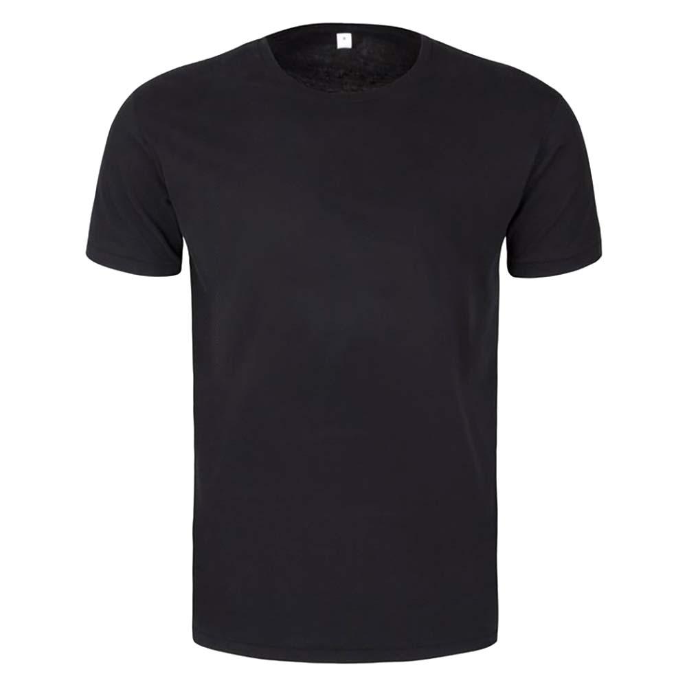 Mantis Mens Superstar Short Sleeve T-Shirt (S) (Black)