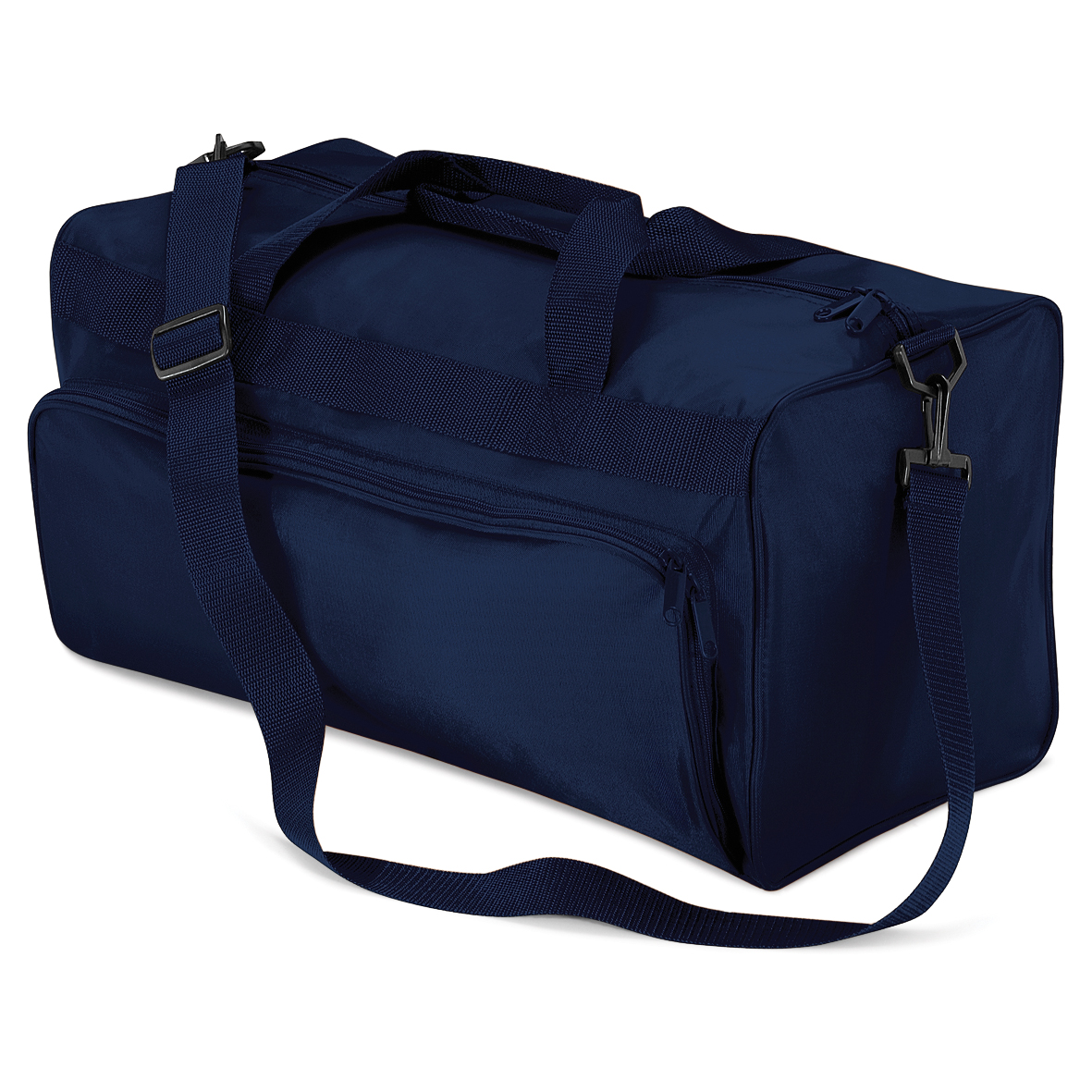Quadra Duffle Holdall Travel Bag (34 Litres) (One Size) (French Navy)