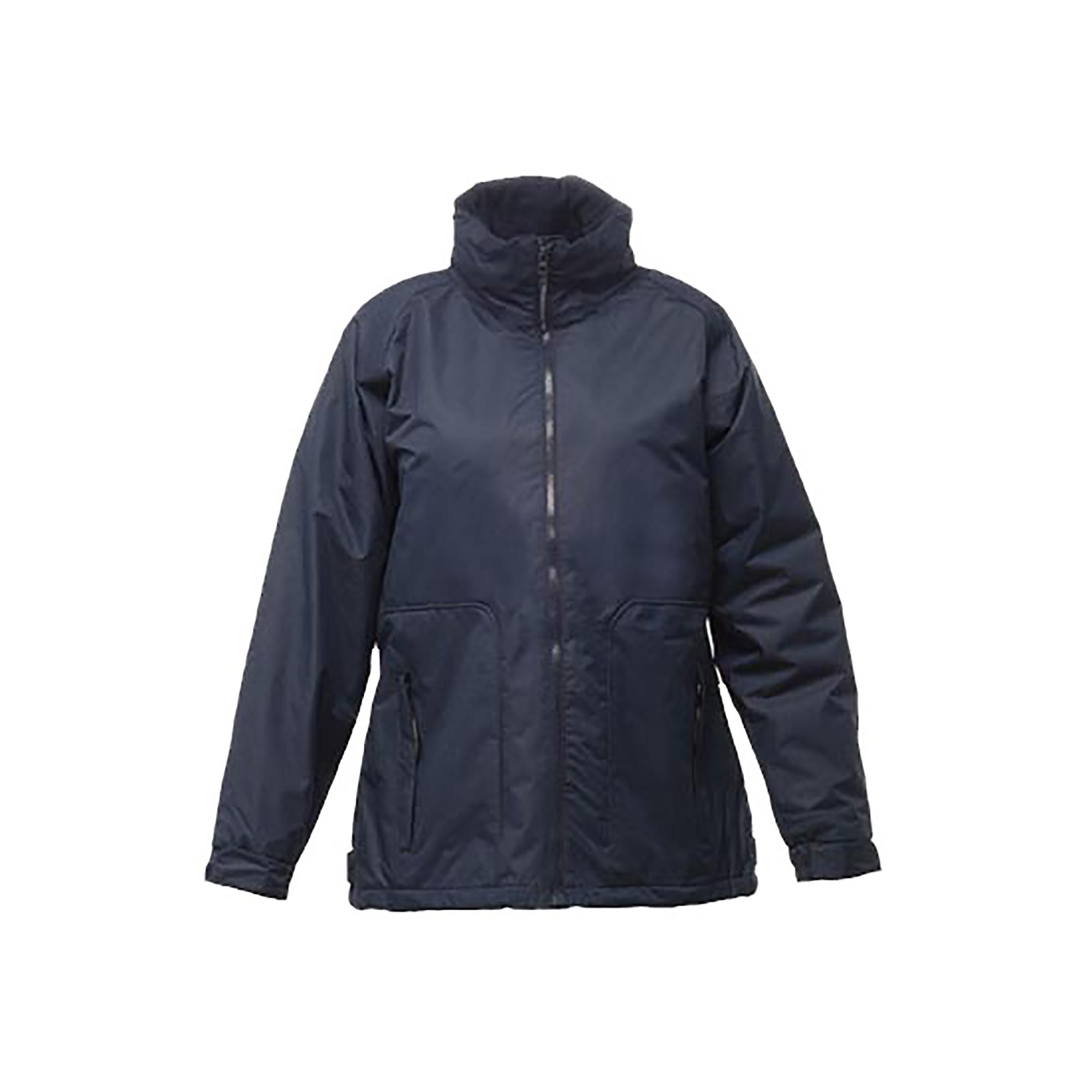 Regatta Ladies/Womens Waterproof Windproof Jacket (10 UK) (Navy Blue)