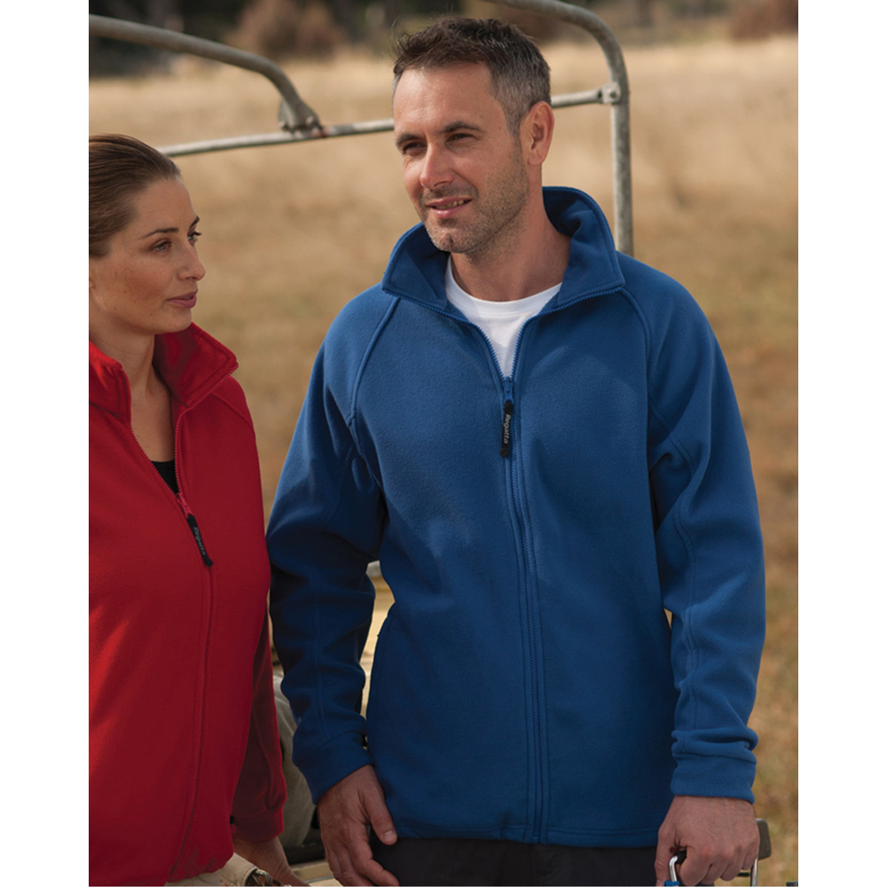 Regatta Mens Thor III Fleece Jacket (M) (Seal Grey)