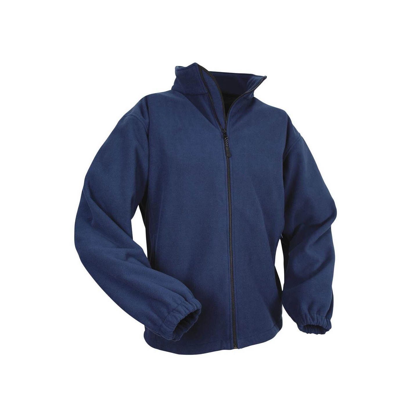 Result Mens Extreme Climate Stopper Water Repellent Fleece Breathable Jacket (2XL) (Navy Blue)