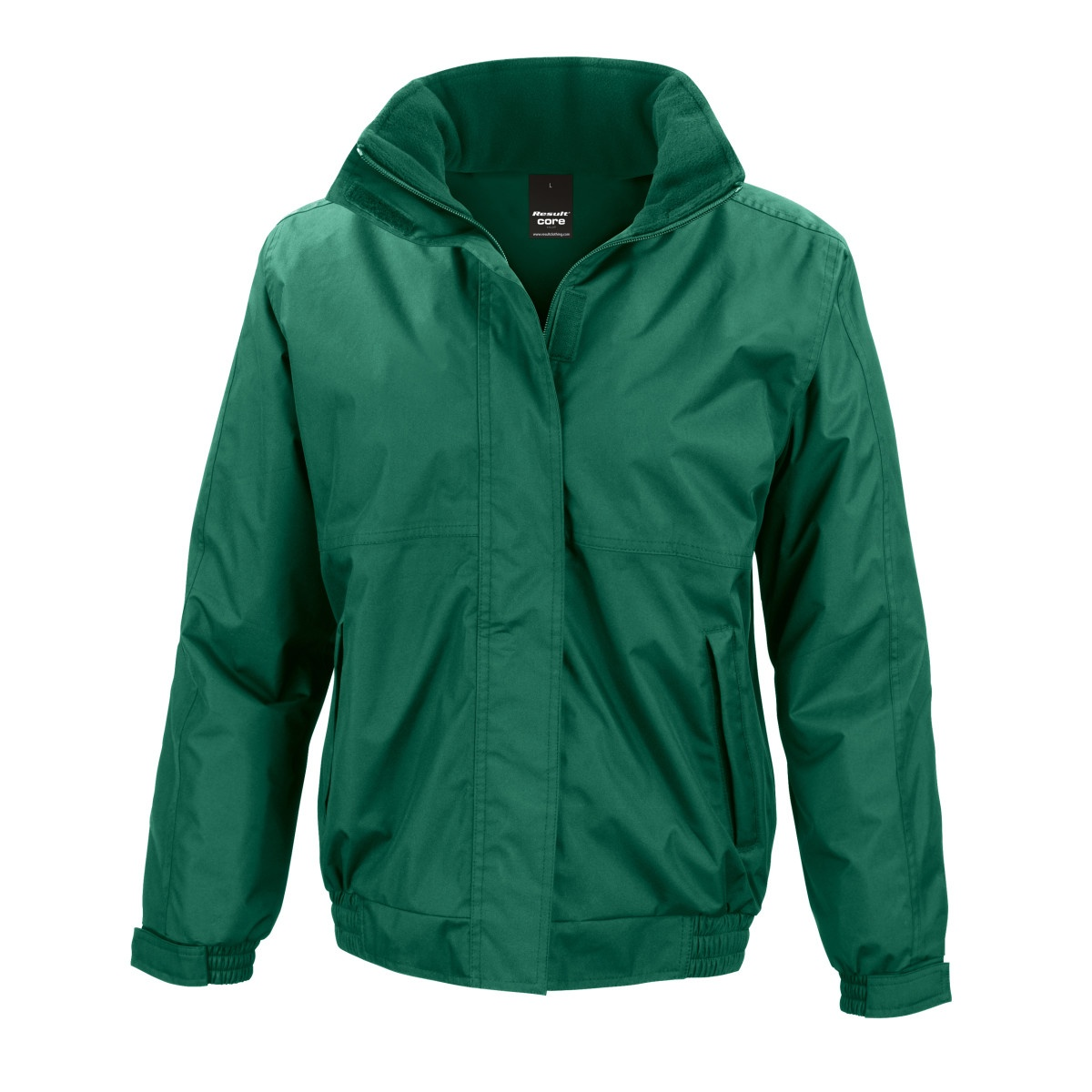 Result Core Ladies Channel Jacket (XS) (Grey)