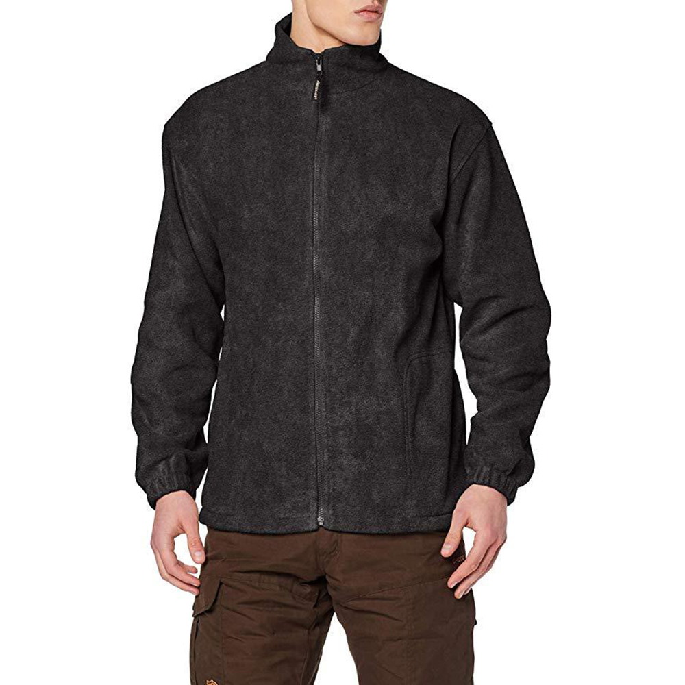 Result Mens Full Zip Active Fleece Anti Pilling Jacket (XS) (White)