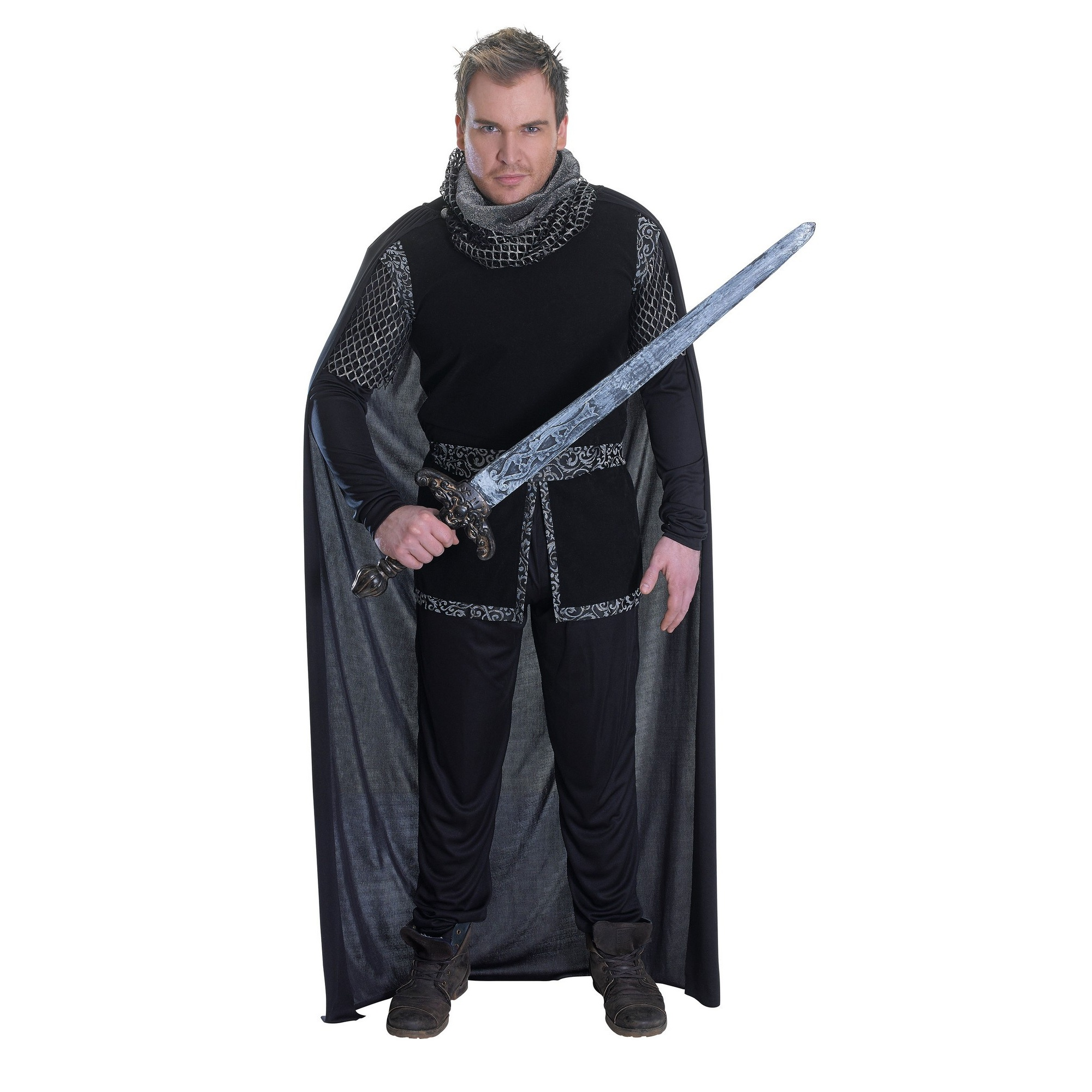Bristol Novelty Unisex Adults Sheriff Of Nottingham Costume (One Size) (Black)