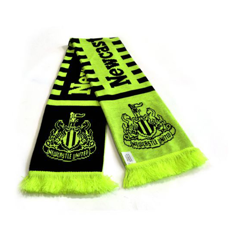 Newcastle-United-FC-Scarf-BS1218 thumbnail 3