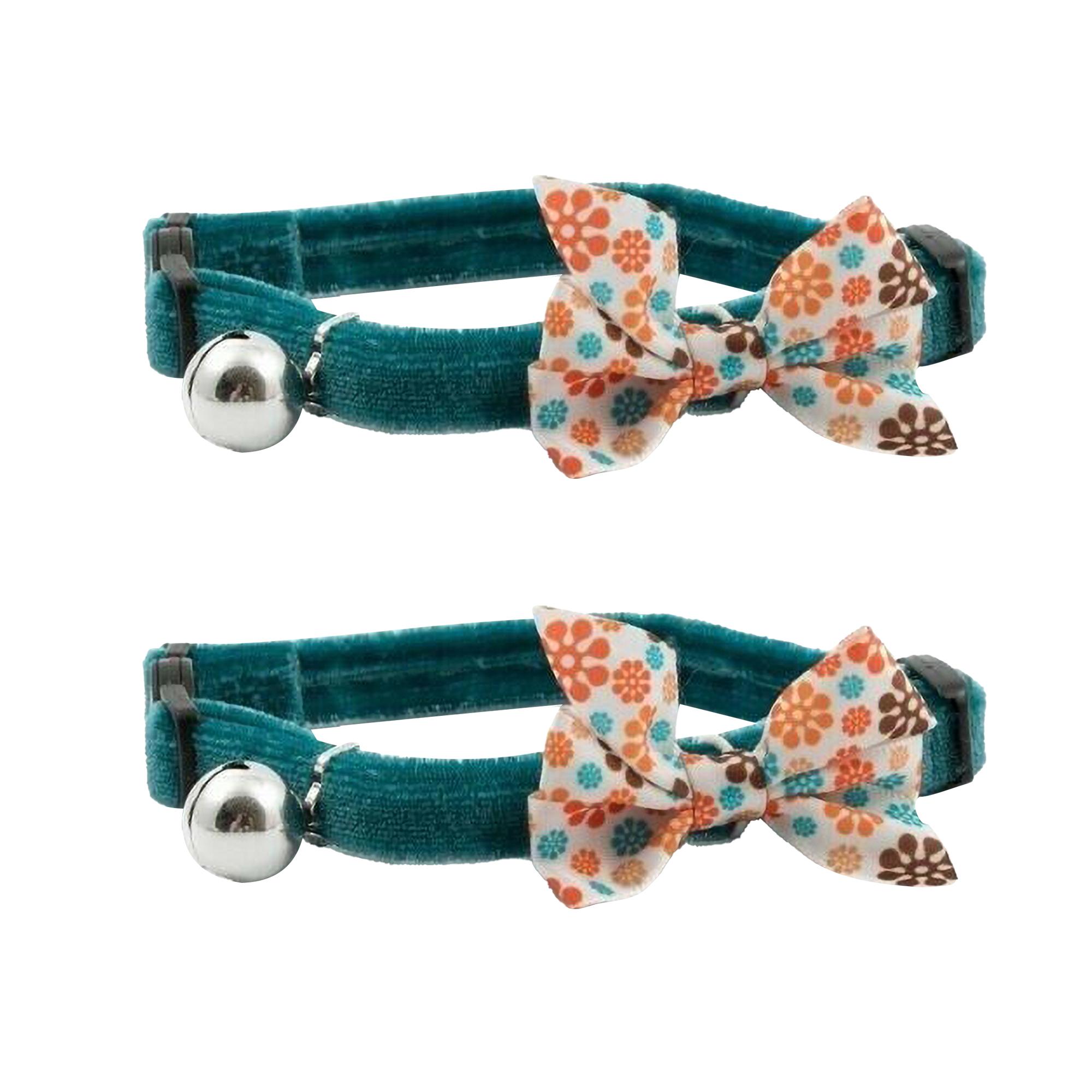 Ancol-Collare-vintage-con-fiocco-per-gatti-BT1593