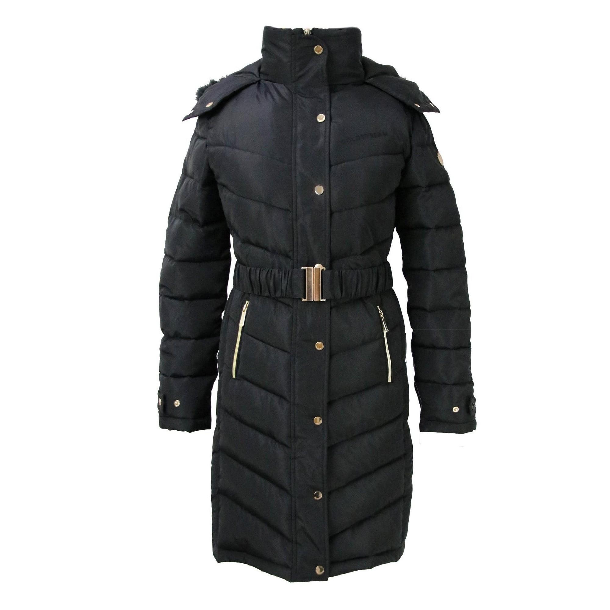 Coldstream Womens/Ladies Branxton Quilted Coat (XS) (Black)