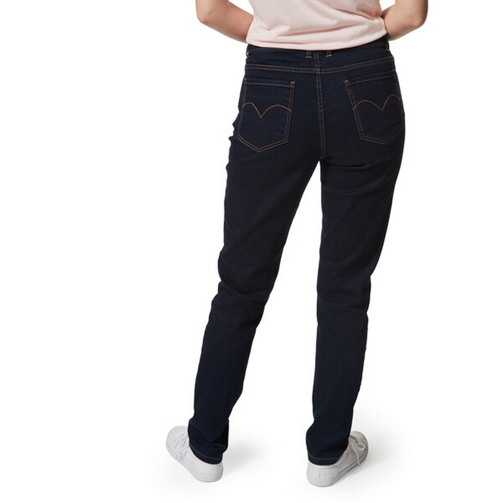 Craghoppers-Womens-Ladies-Ellory-Jeans-CG1051 thumbnail 7