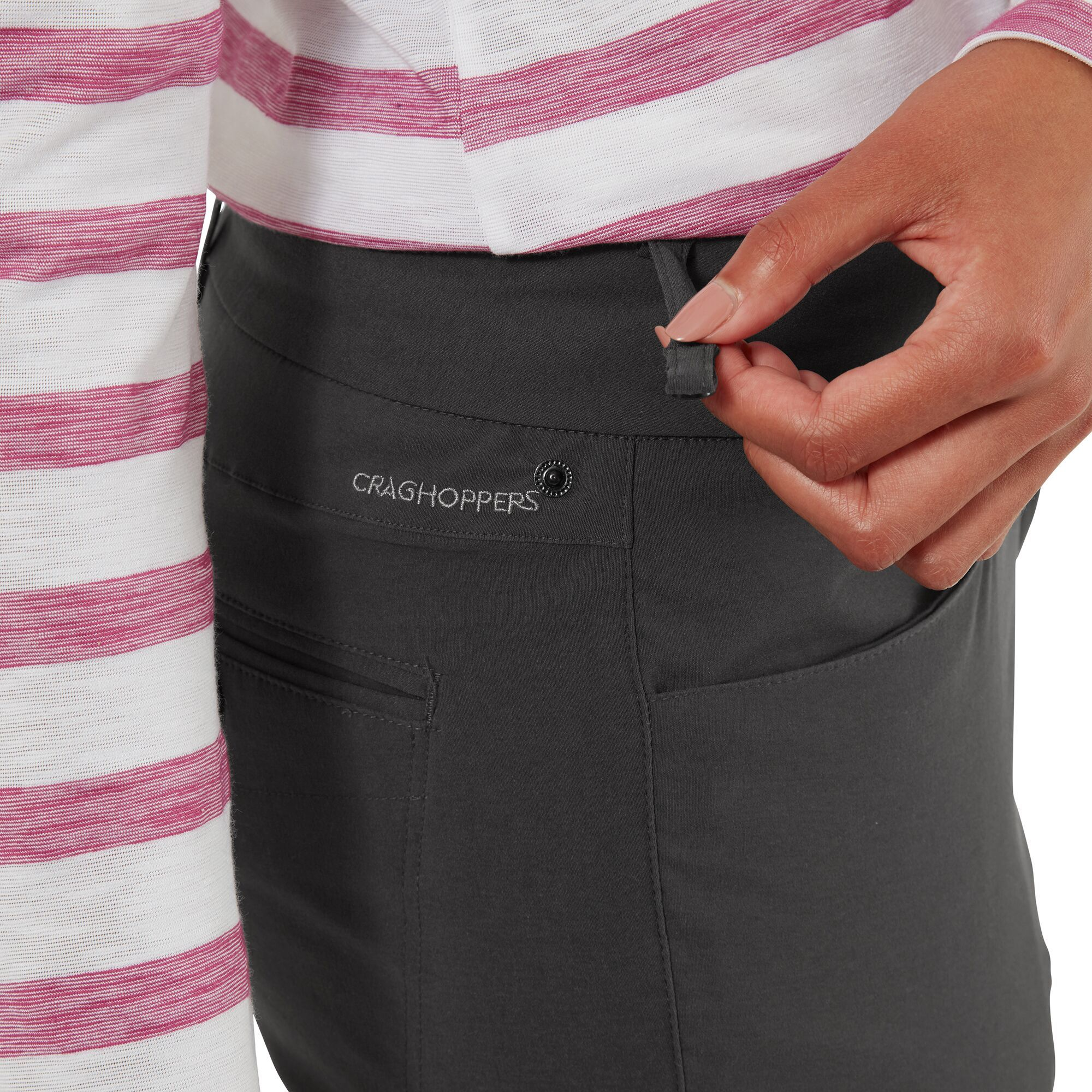 Craghoppers-Pantalon-CLARA-Femme-CG1066 miniature 10