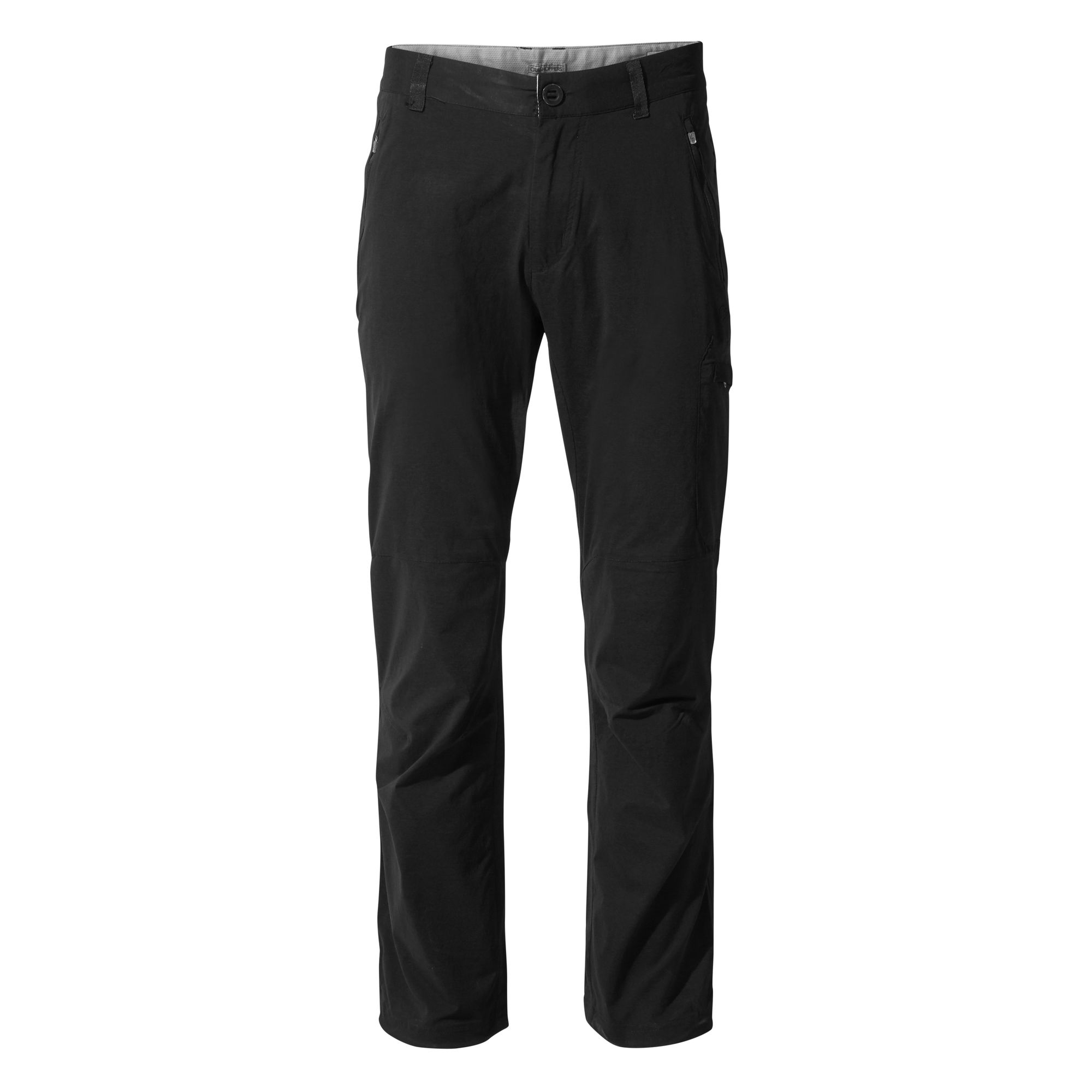 Craghoppers Mens NosiLife Pro II Trousers (42R) (Black)