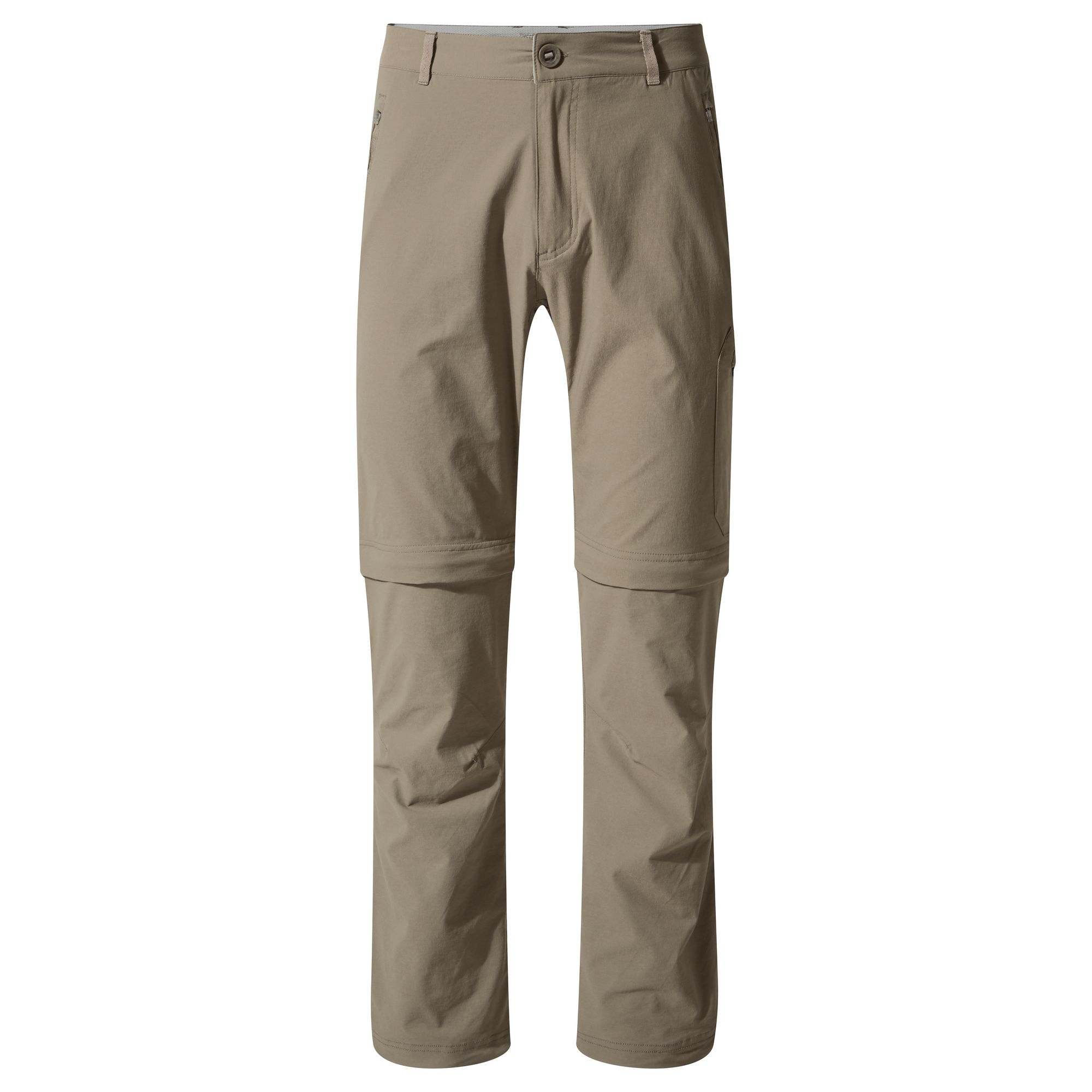 Craghoppers Mens NosiLife Pro Convertible II Trousers (33S) (Elephant)