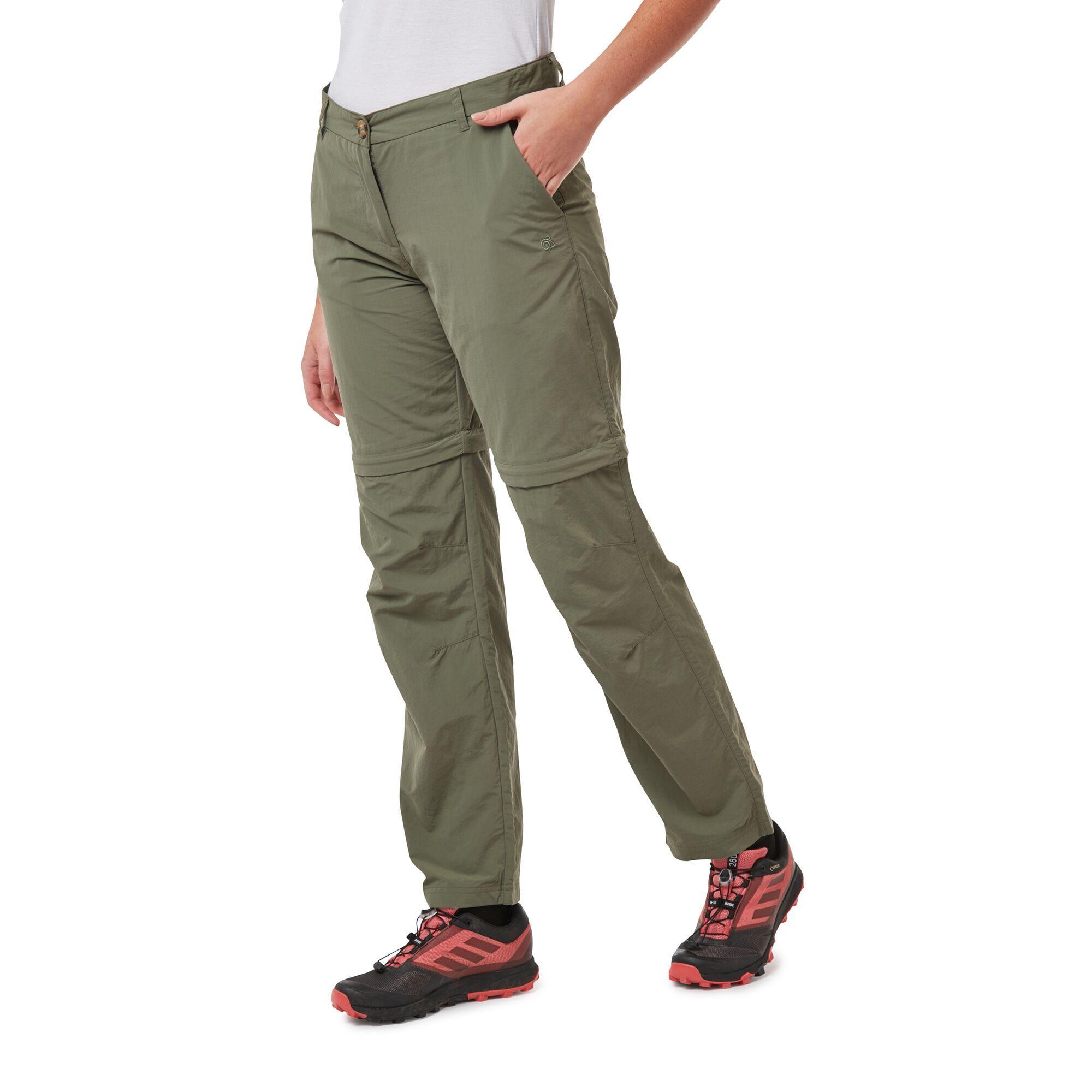 Craghoppers-Pantalon-CONVERTIBLE-Femme-CG1098 miniature 7