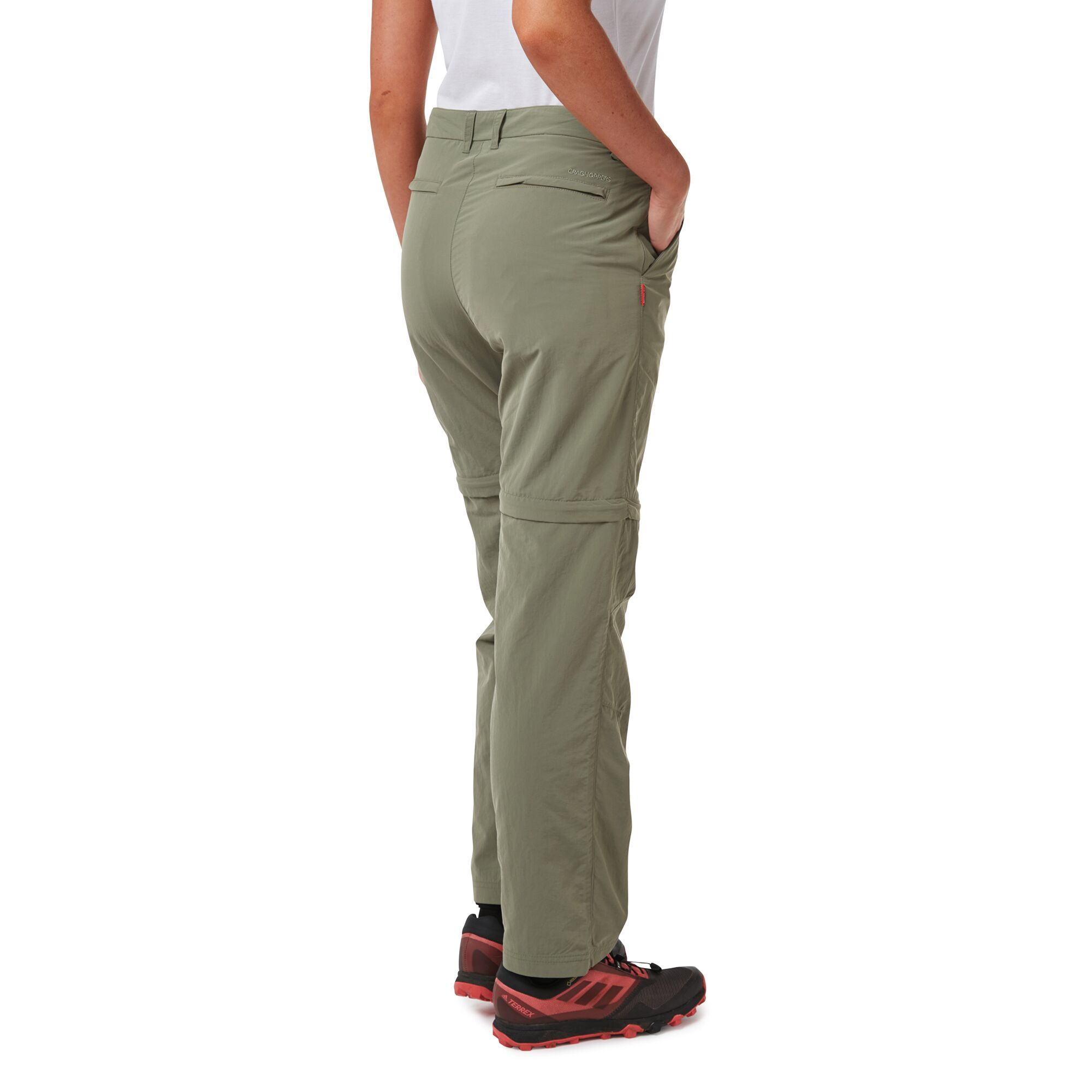 Craghoppers-Pantalon-CONVERTIBLE-Femme-CG1098 miniature 8