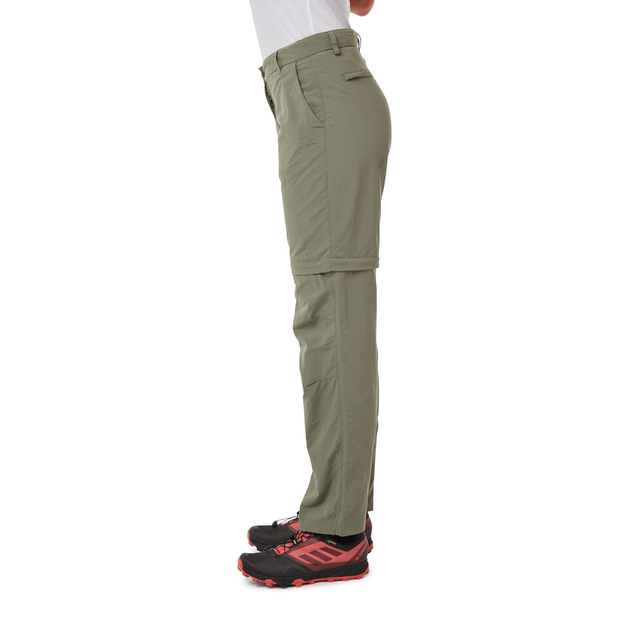 Craghoppers-Pantalon-CONVERTIBLE-Femme-CG1098 miniature 9