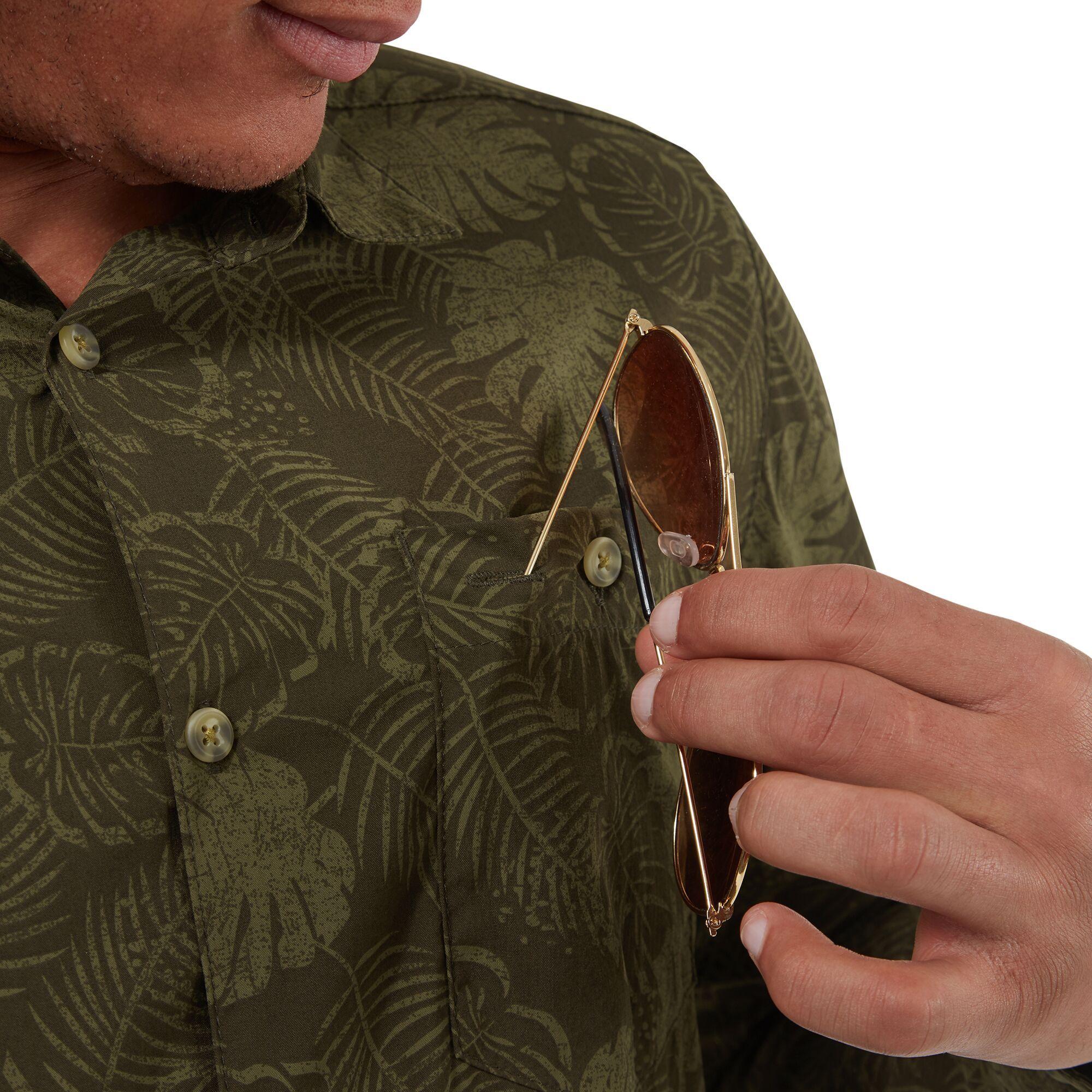 Craghoppers Mens NosiLife Lester Long Sleeved Shirt CG1309