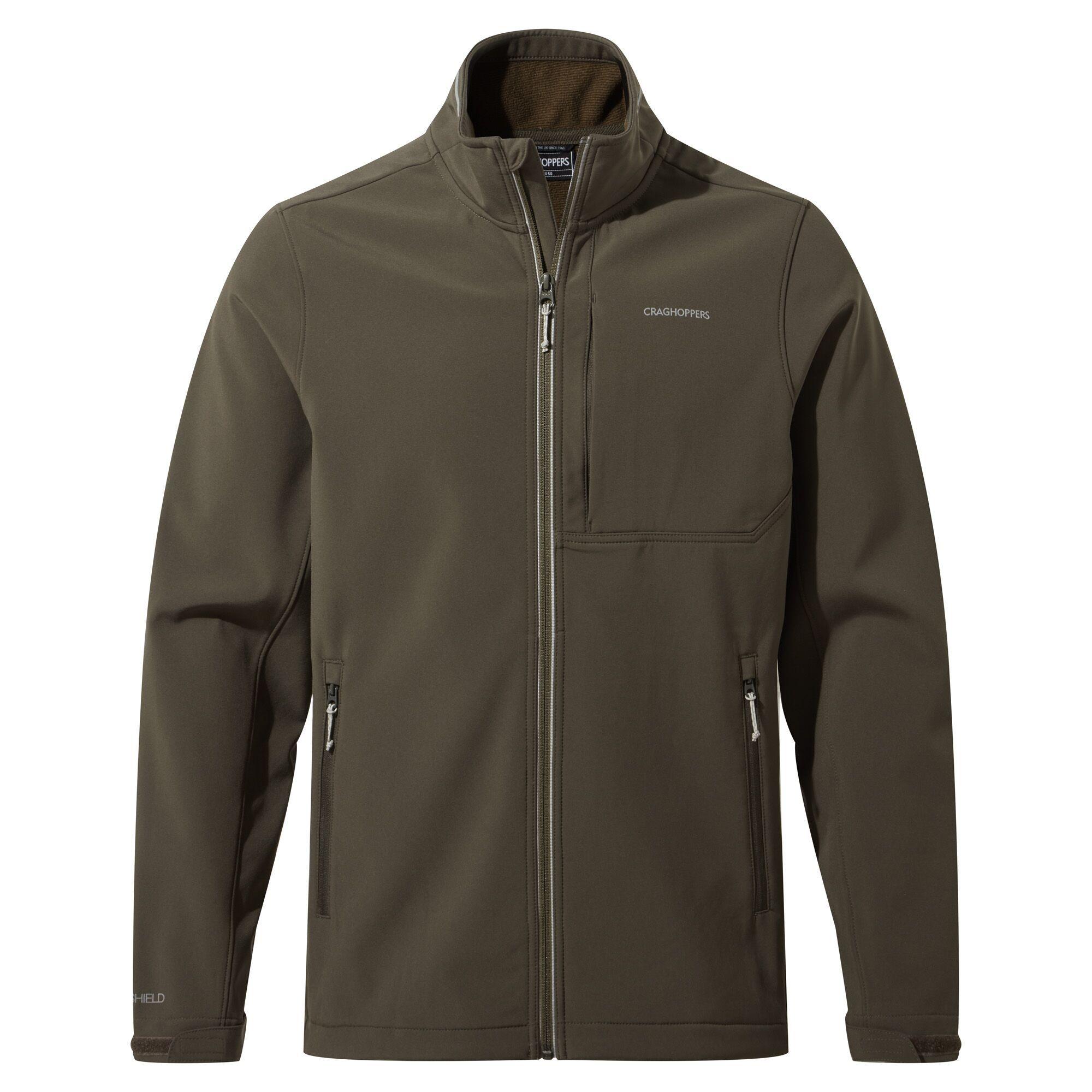 Craghoppers Mens Altis Jacket (XL) (Woodland Green)