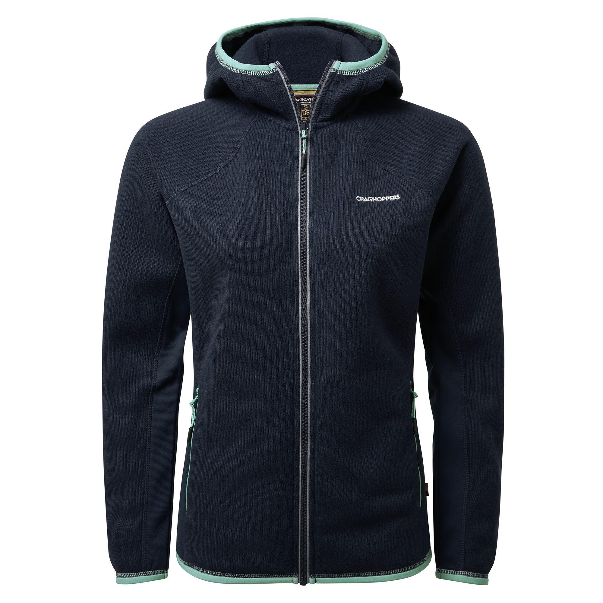 Craghoppers Womens/Ladies Mannix Jacket (16 UK) (Blue Navy)