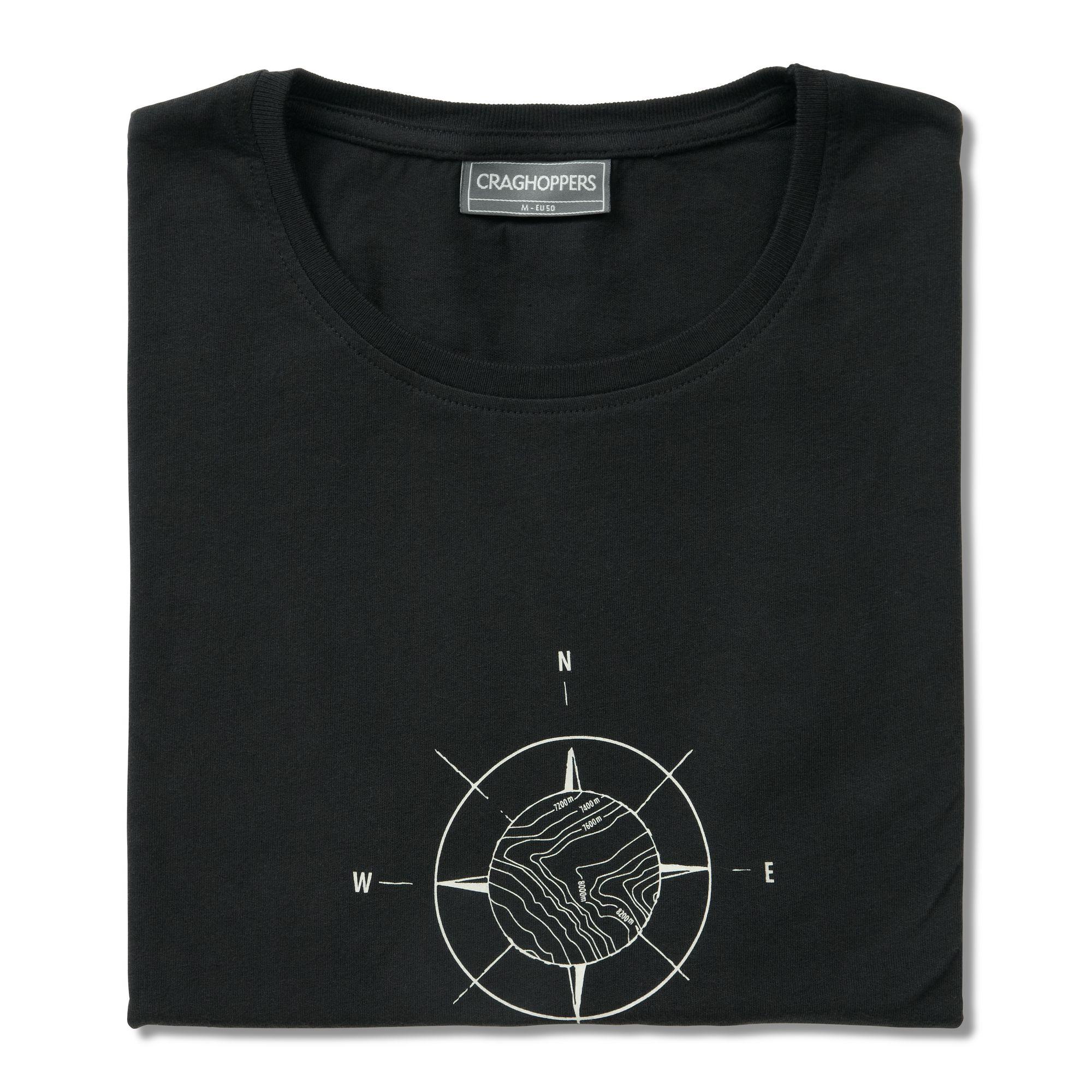 Craghoppers-Camiseta-impresion-grafica-manga-corta-Modelo-Eastlake-CG599