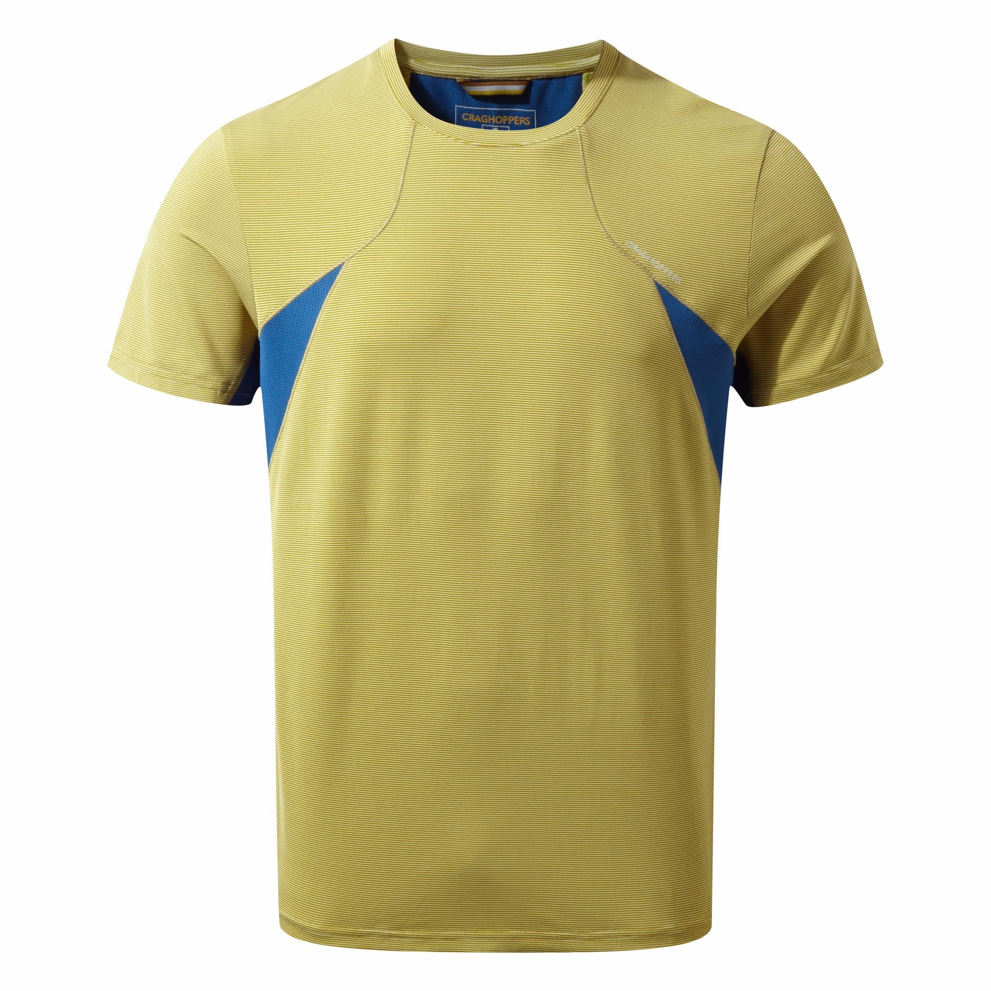 Craghoppers-Camiseta-de-manga-corta-modelo-Fusion-para-hombre-CG610