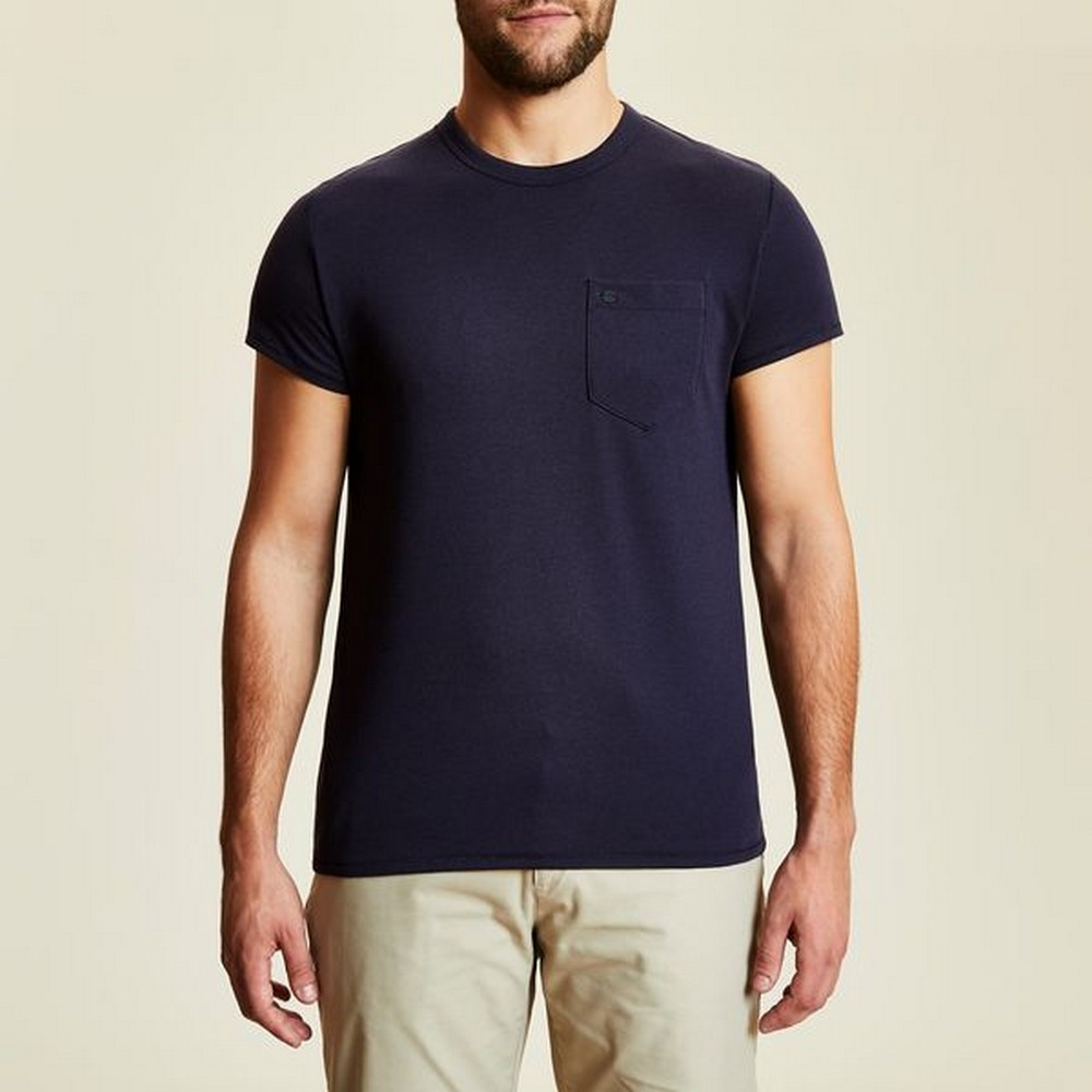 Craghoppers-Mens-NosiLife-Active-Short-Sleeved-Tee-CG759 thumbnail 5