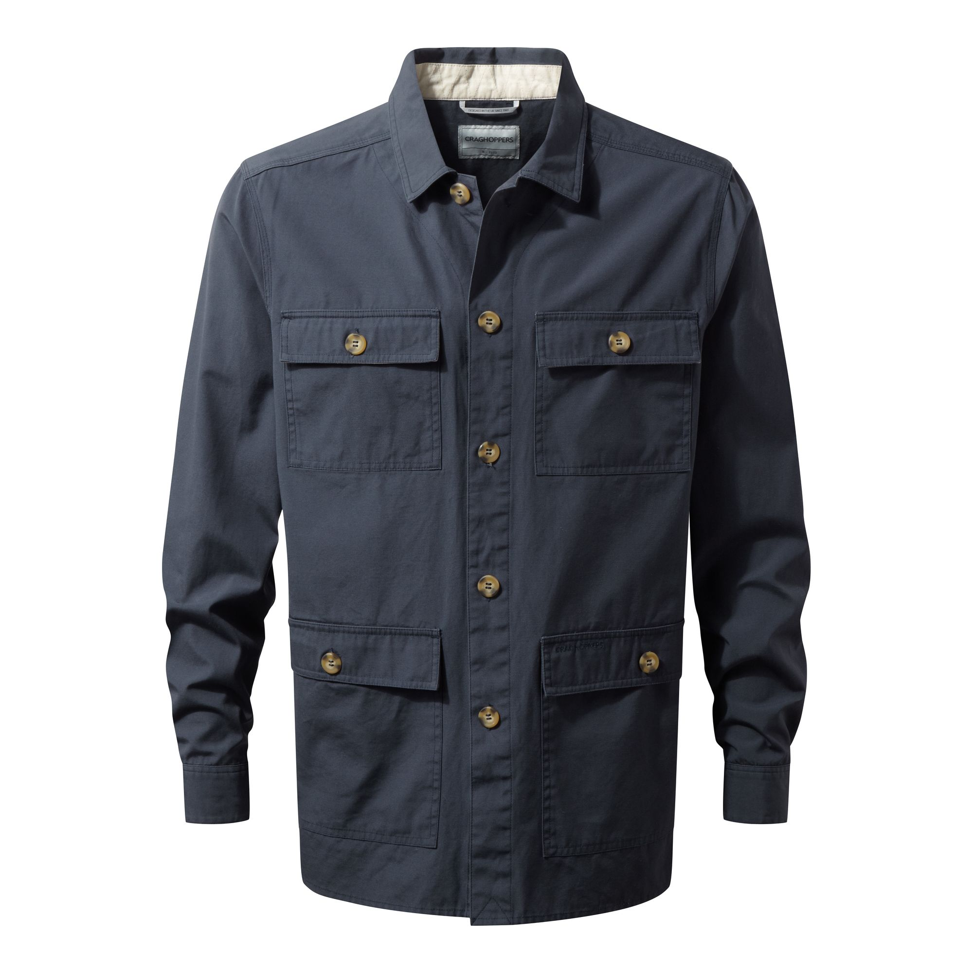 Craghoppers-Mens-Bridport-Jacket-Shirt-CG808