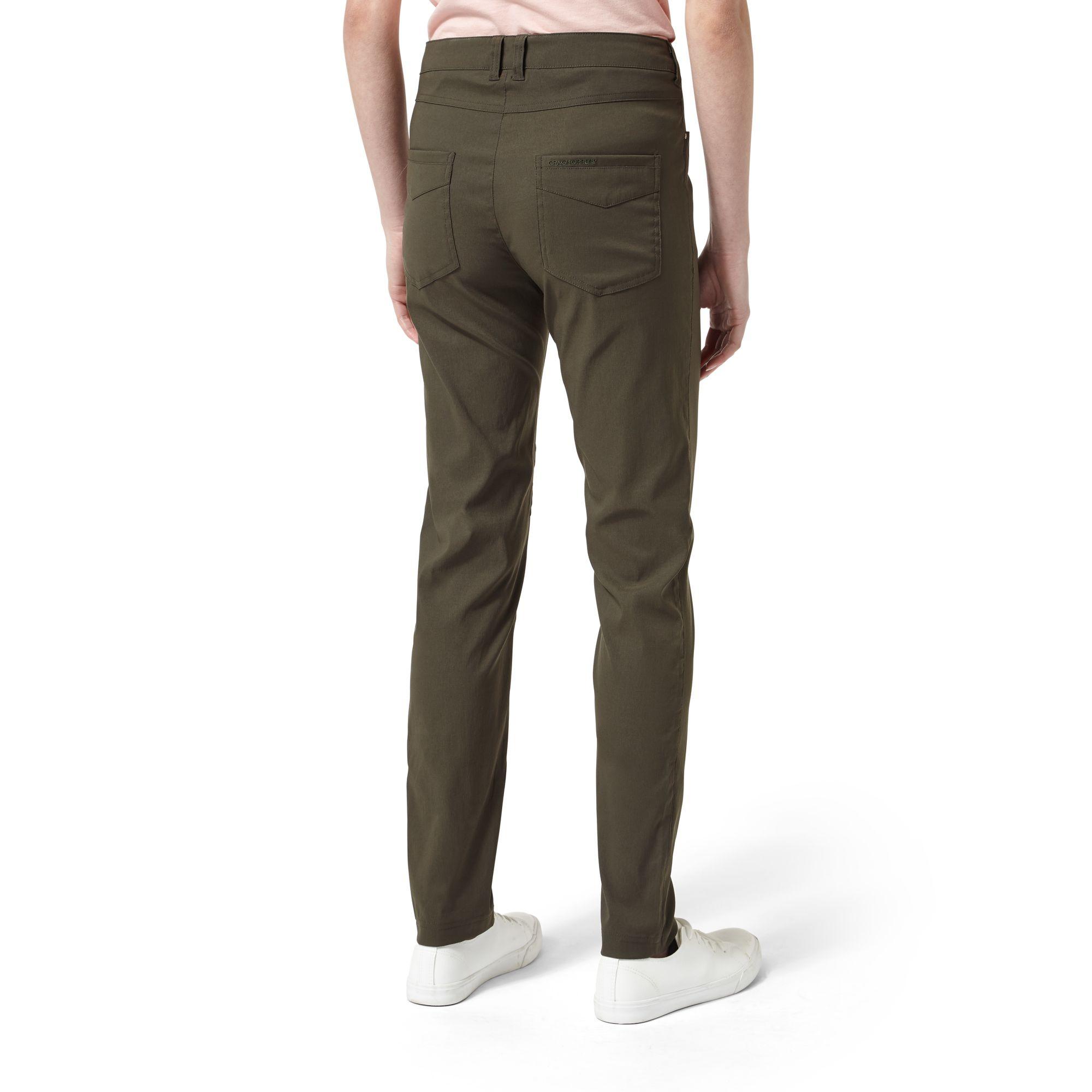 Craghoppers-Pantalon-ADVENTURE-Femme-CG869 miniature 5