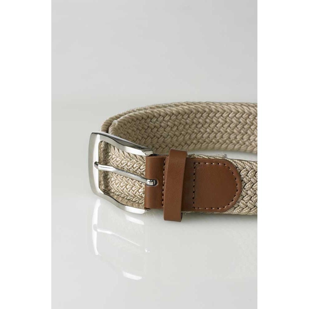 Cintur/ón de piel modelo D555 Harrison extra grande para hombre Duke