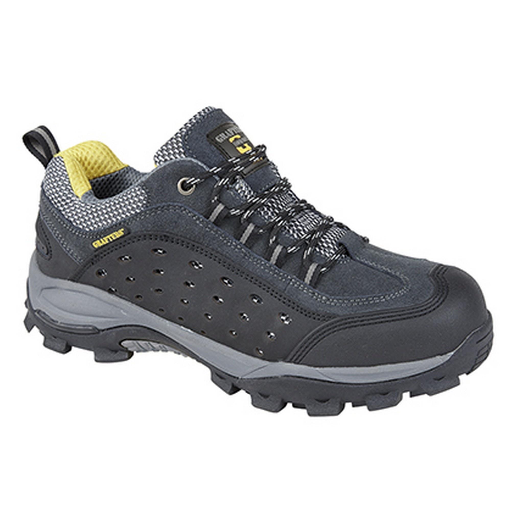 Grafters zapatillas de trabajo seguridad laboral con for Zapatillas de seguridad